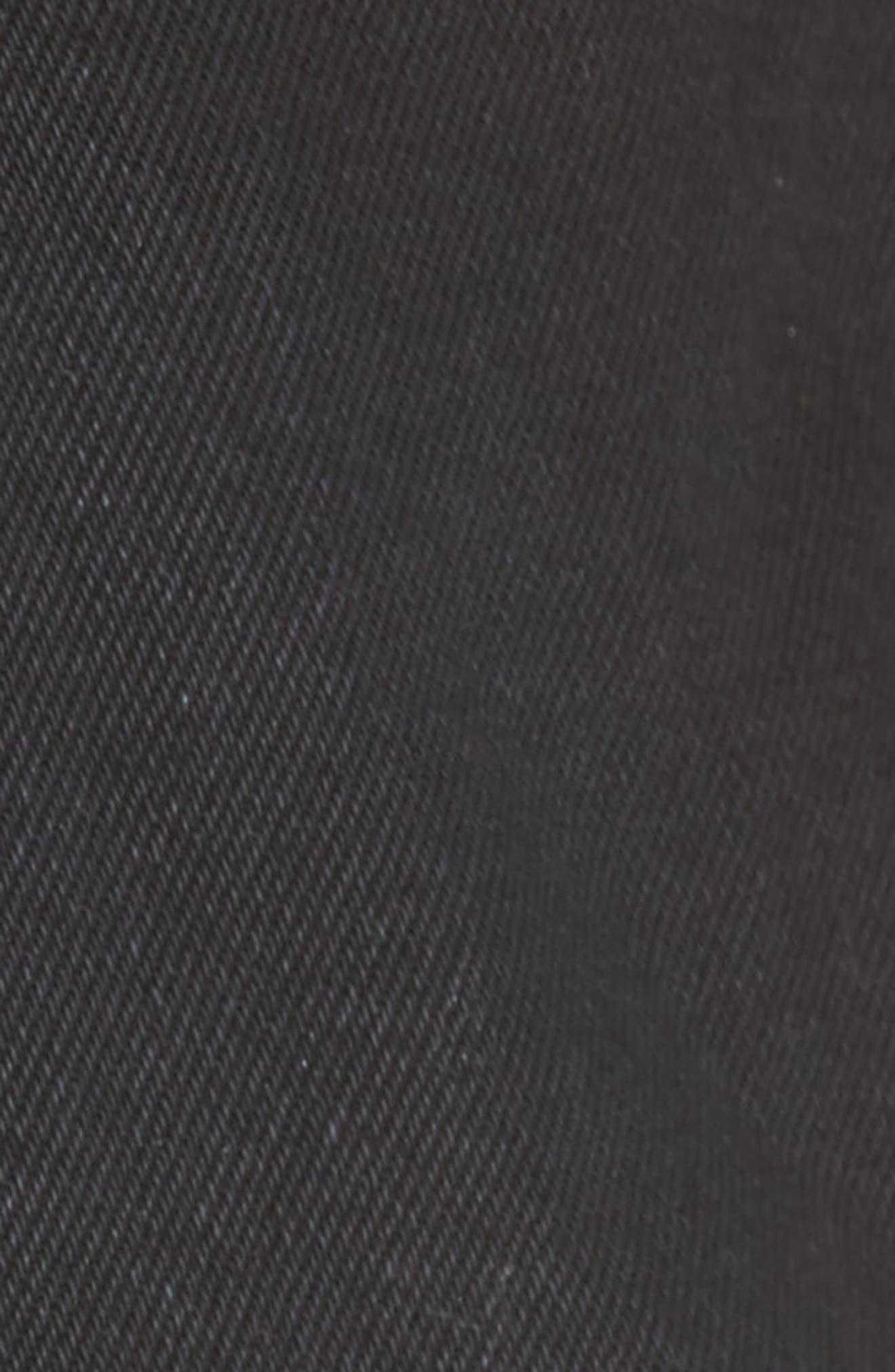 Alternate Image 5  - One Teaspoon Brandos Relaxed Fit Cutoff Denim Shorts