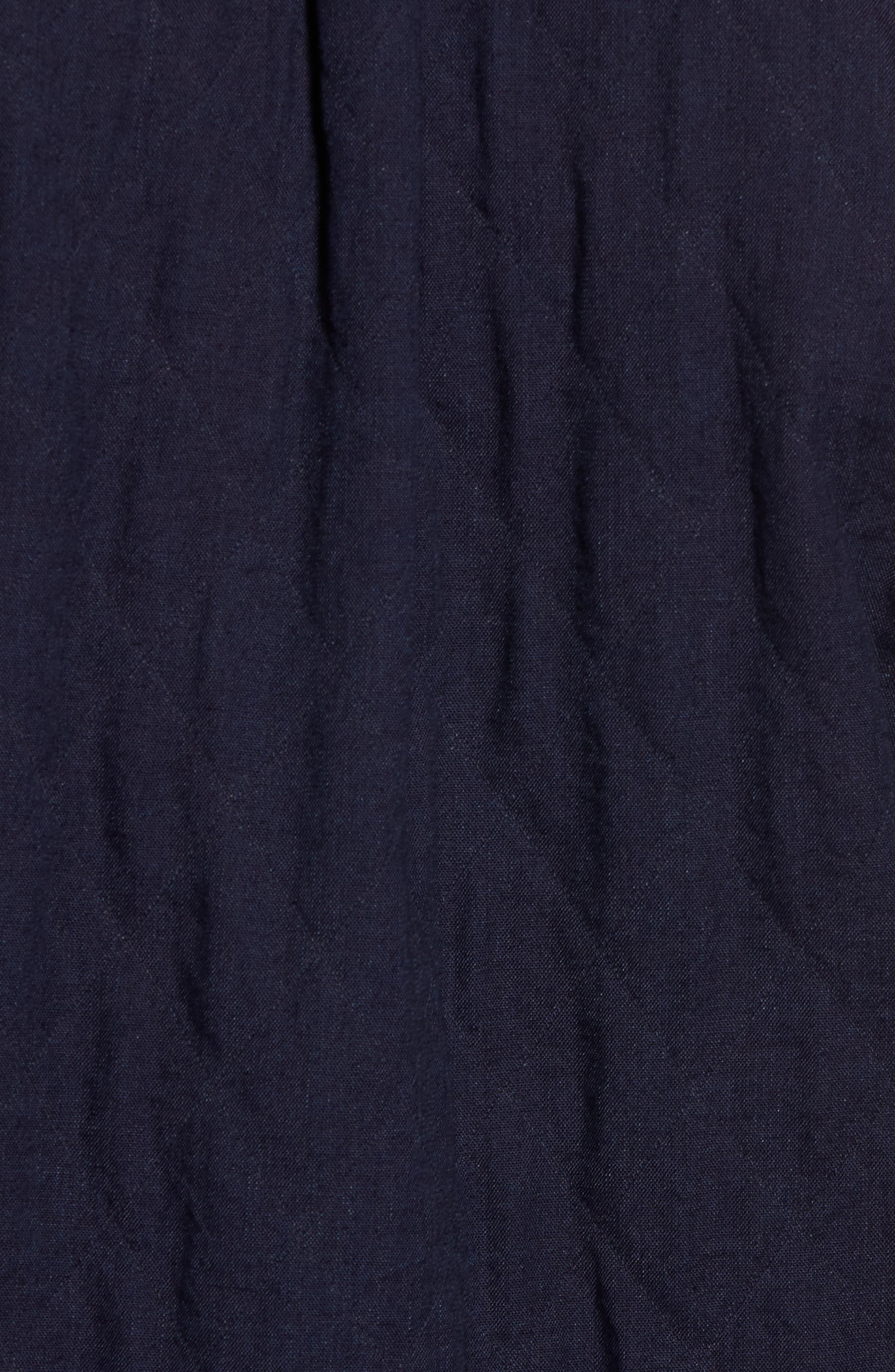 Alternate Image 5  - Scotch & Soda Double Weave Overshirt