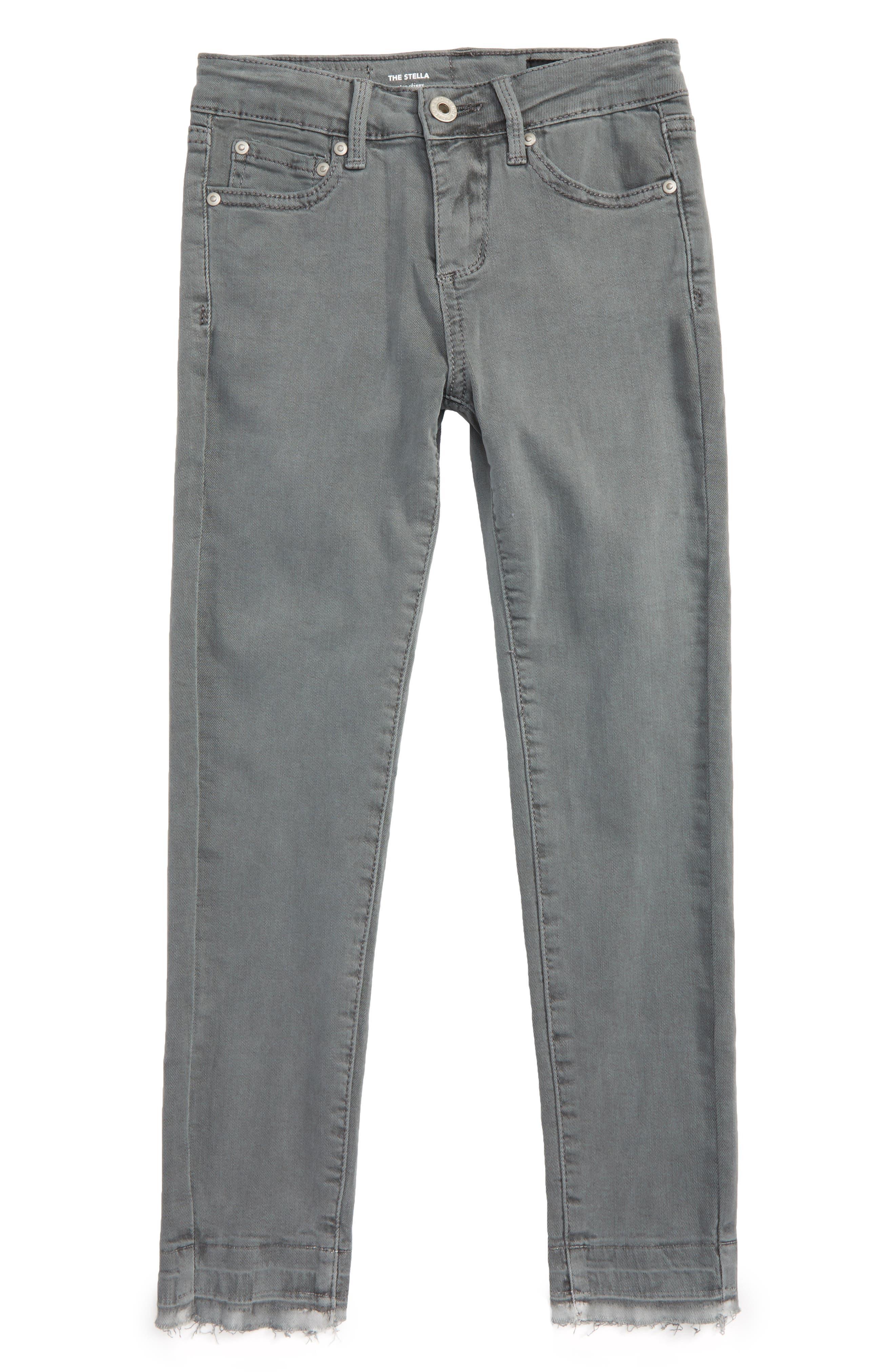 ag adriano goldschmied kids The Stella Skinny Jeans (Big Girls)