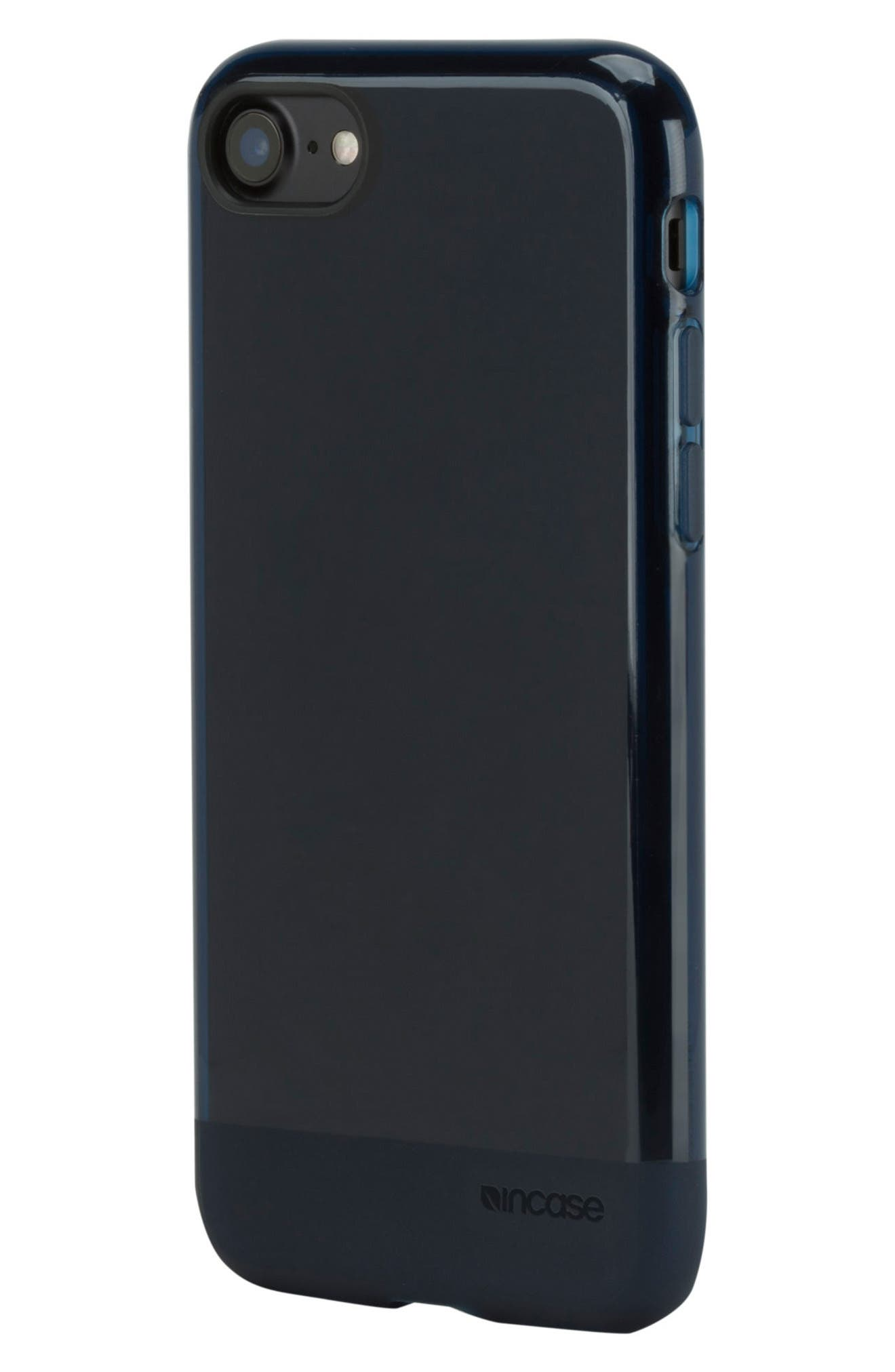 Protective iPhone 7/8 Case,                             Alternate thumbnail 2, color,                             Blue Moon