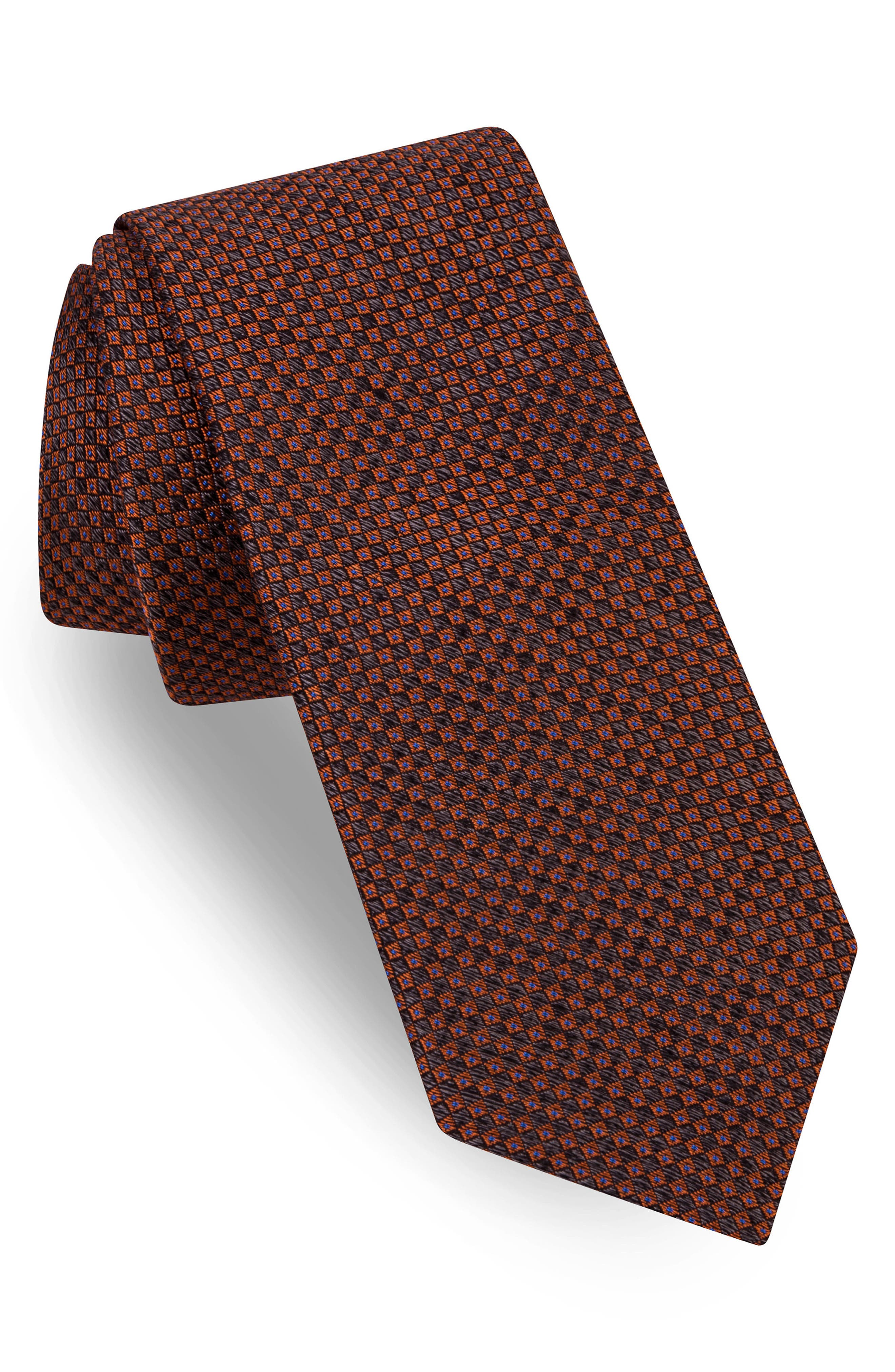 Ted Baker London Geometric Silk Tie