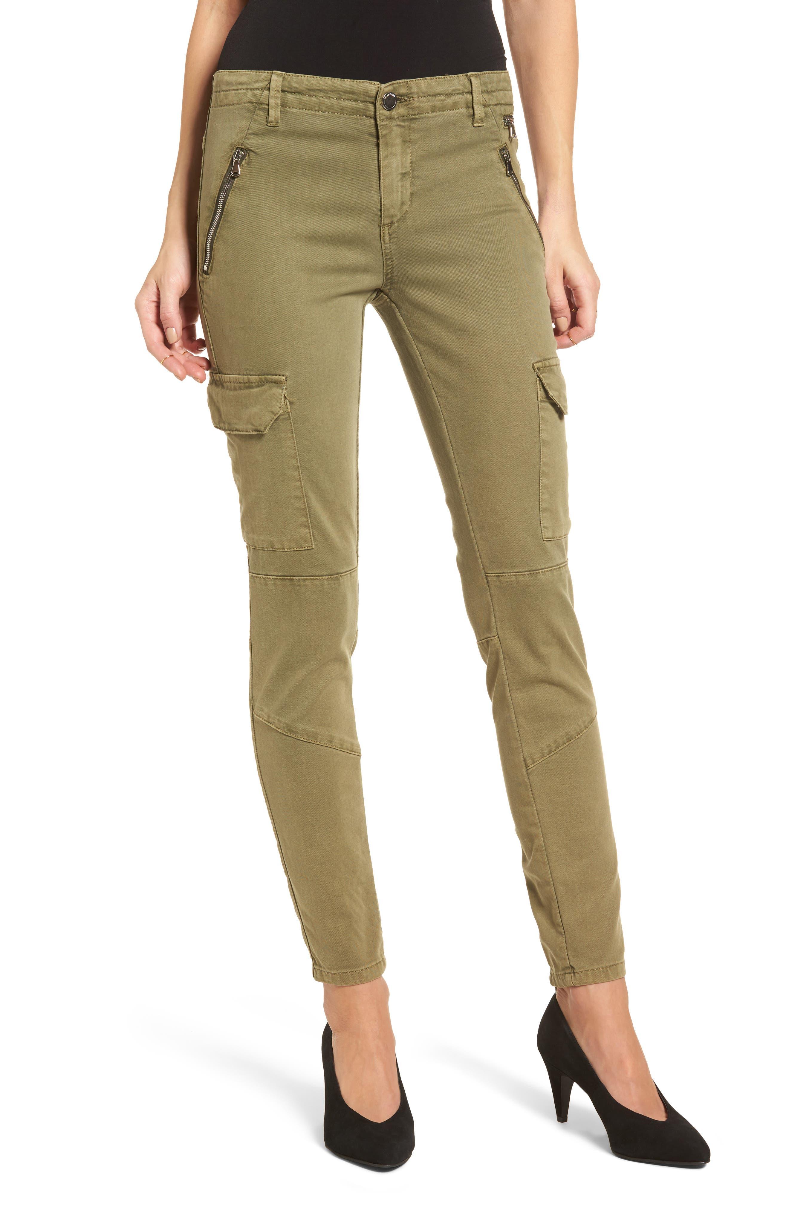 BLANKNYC Skinny Cargo Pants