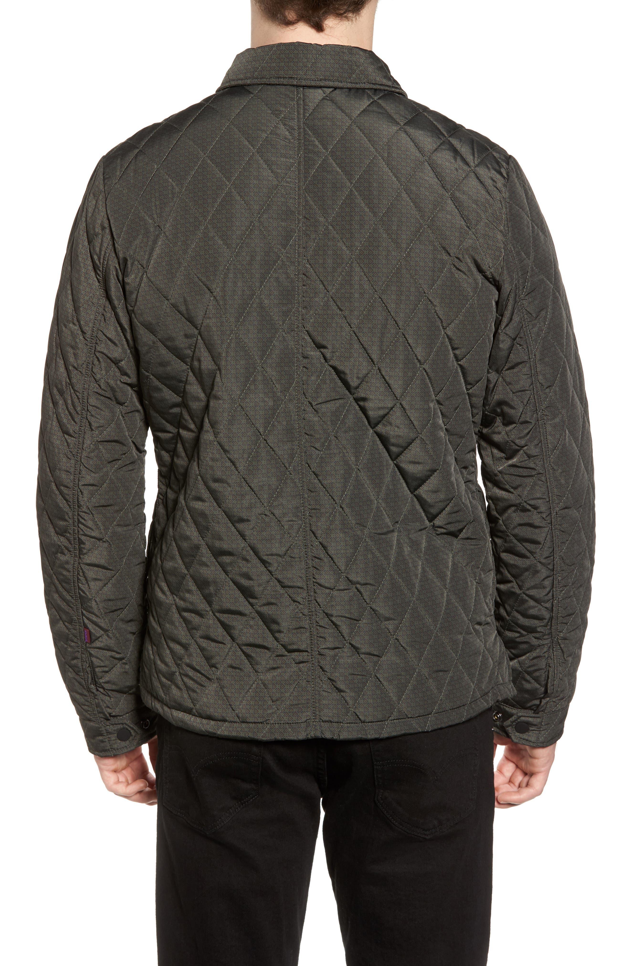 Alternate Image 2  - Scotch & Soda Lightweight Quilted Shirt Jacket