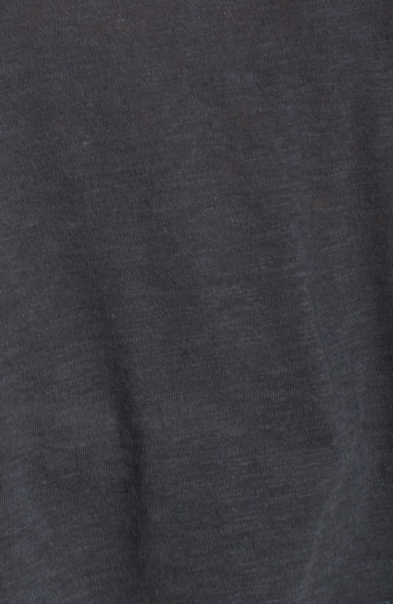 Alternate Image 6  - PJ Salvage Hey Babe Jersey Tank (Plus Size)