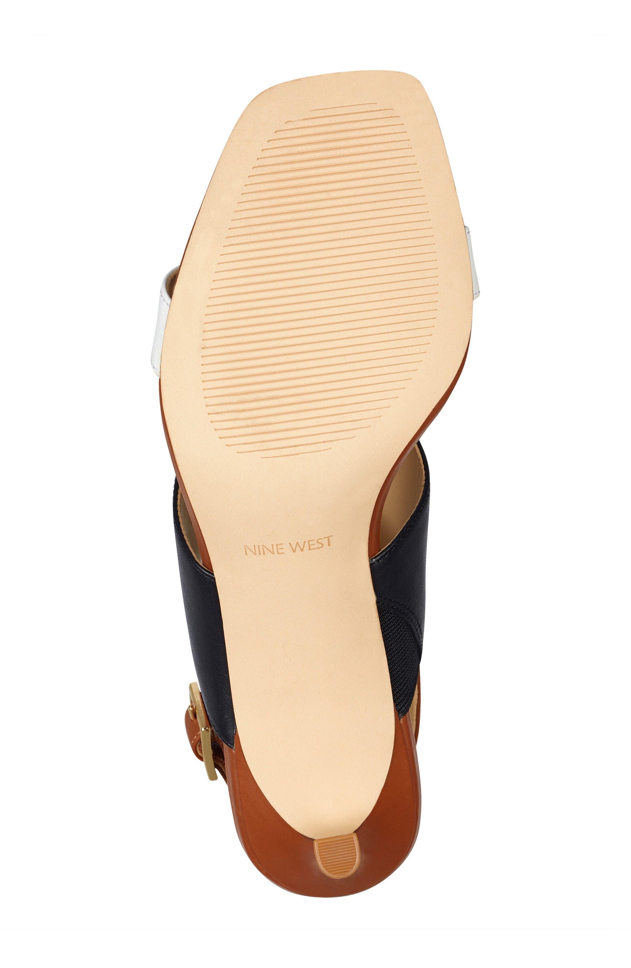 Alternate Image 6  - Nine West Orilla Slingback Sandal (Women)