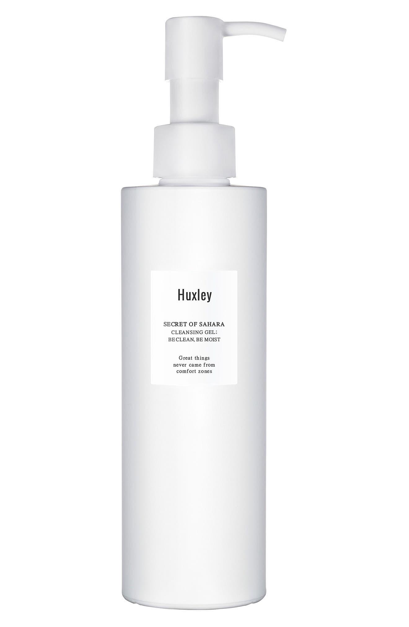 Main Image - Huxley Secret of Sahara Be Clean Be Moist Cleansing Gel