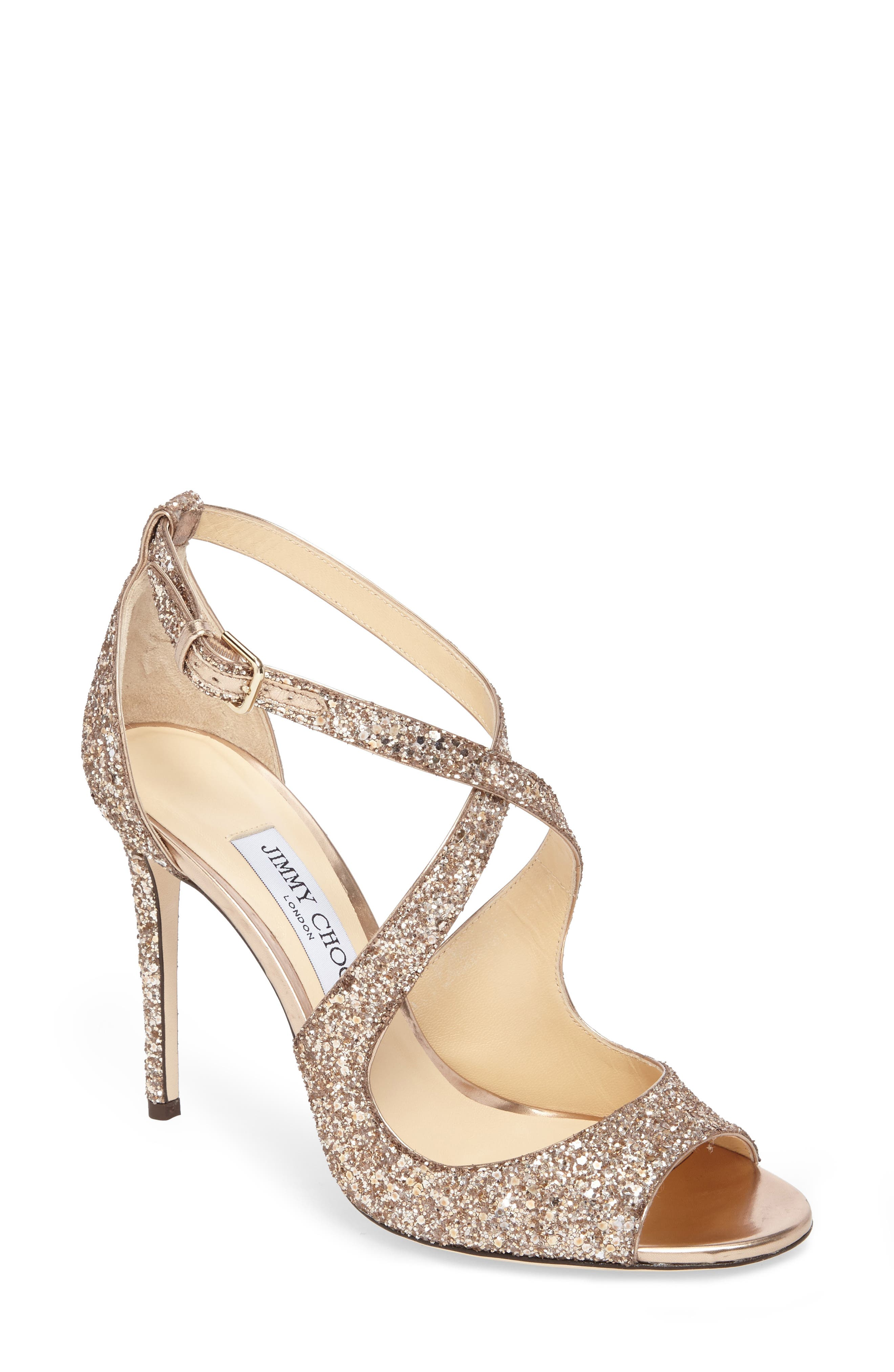 Jimmy Choo Emily Sandal (Women)
