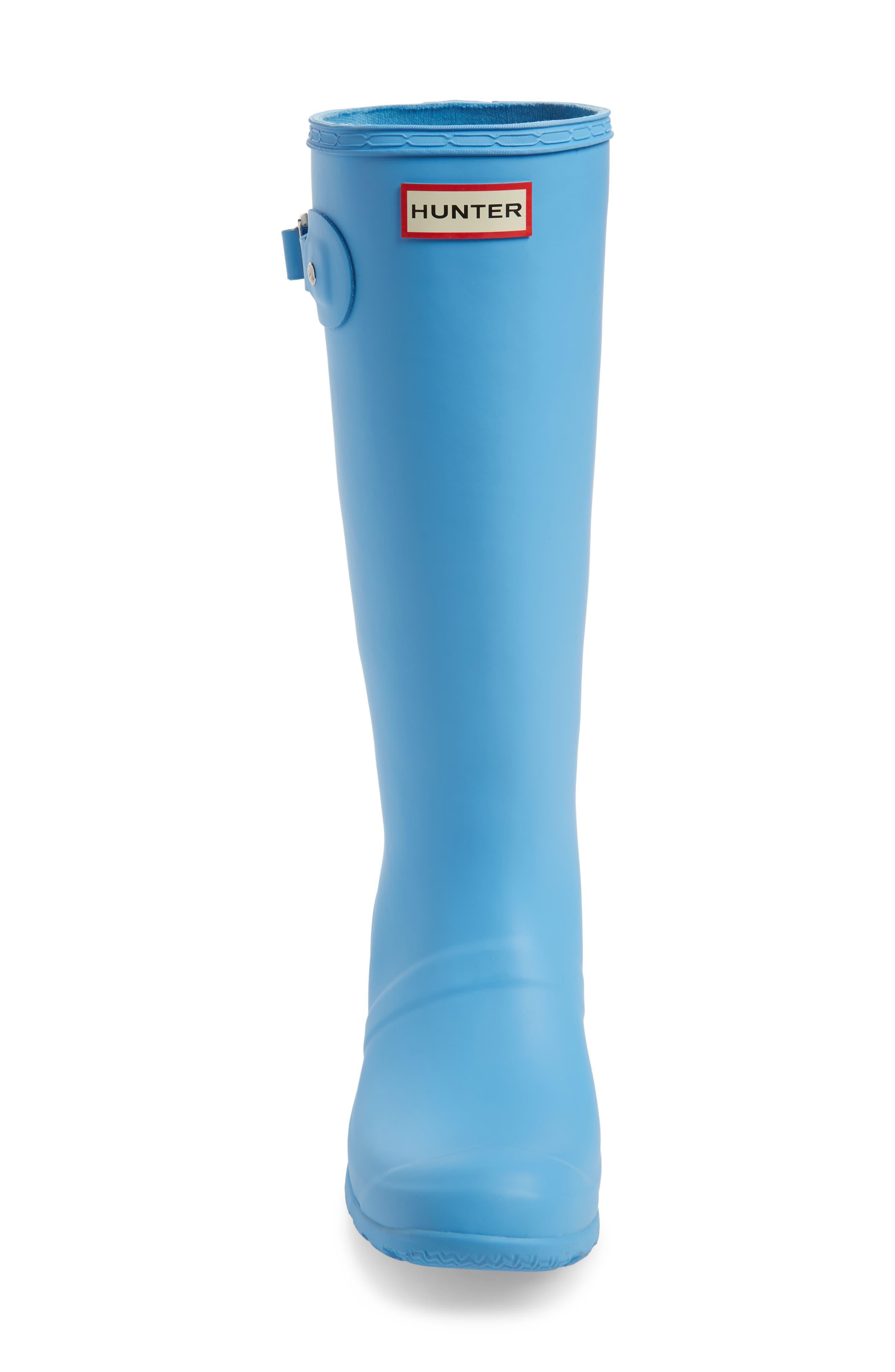 Alternate Image 4  - Hunter 'Tour' Packable Rain Boot (Women)