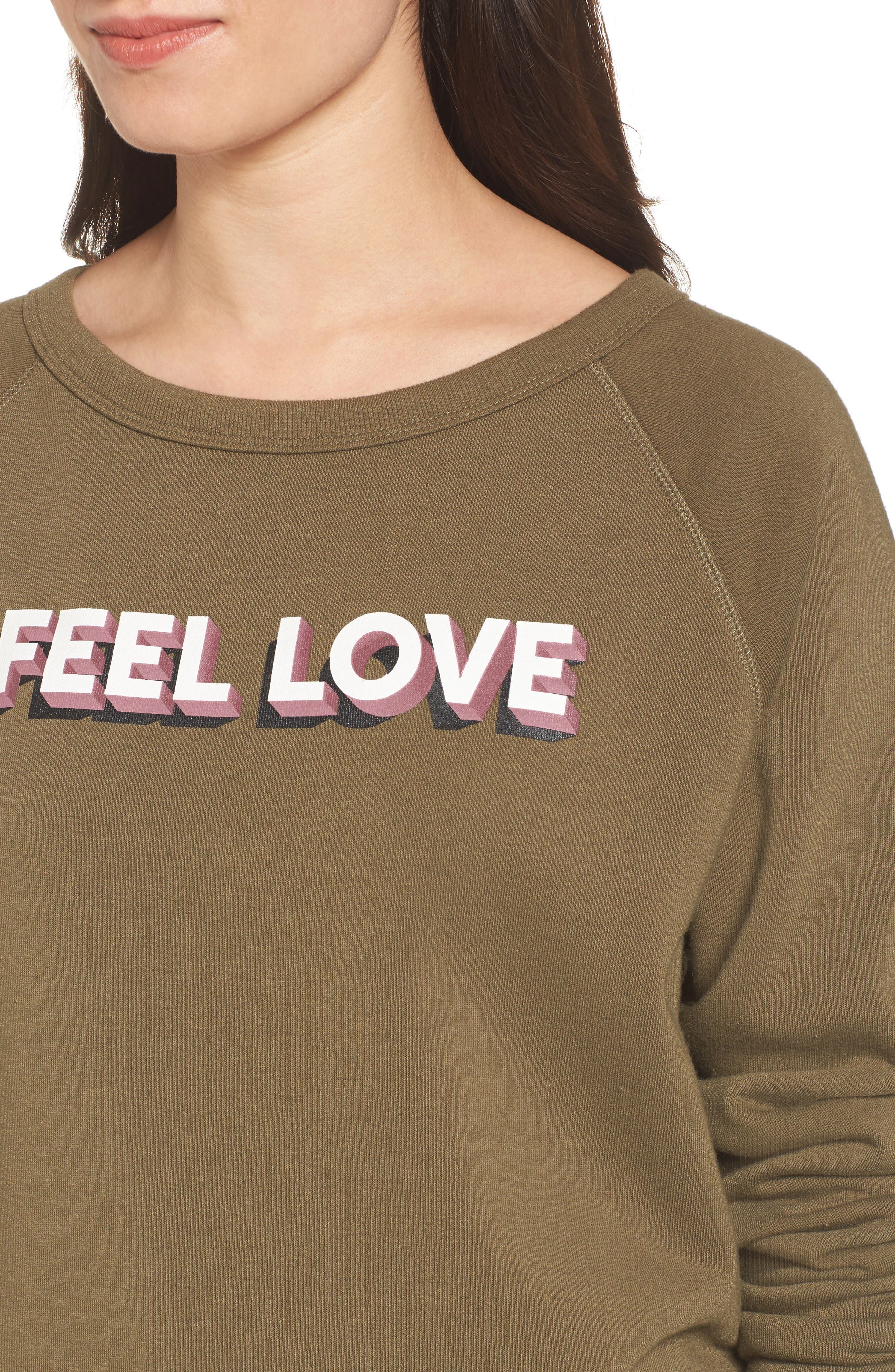 Alternate Image 4  - Rebecca Minkoff Graham Embellished Sweatshirt