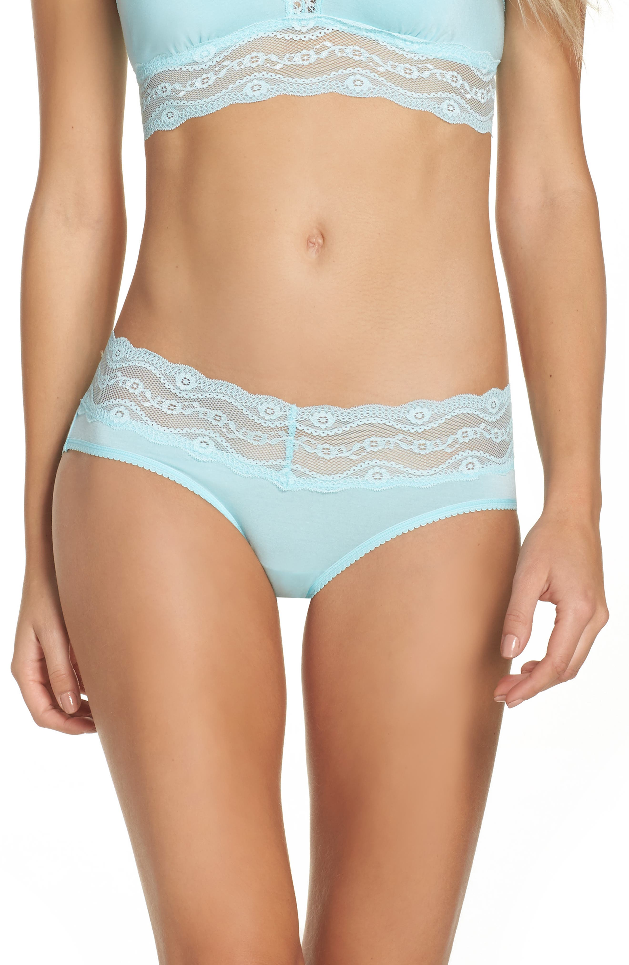 b.tempt'd by Wacoal B. Adorable Hipster Panties