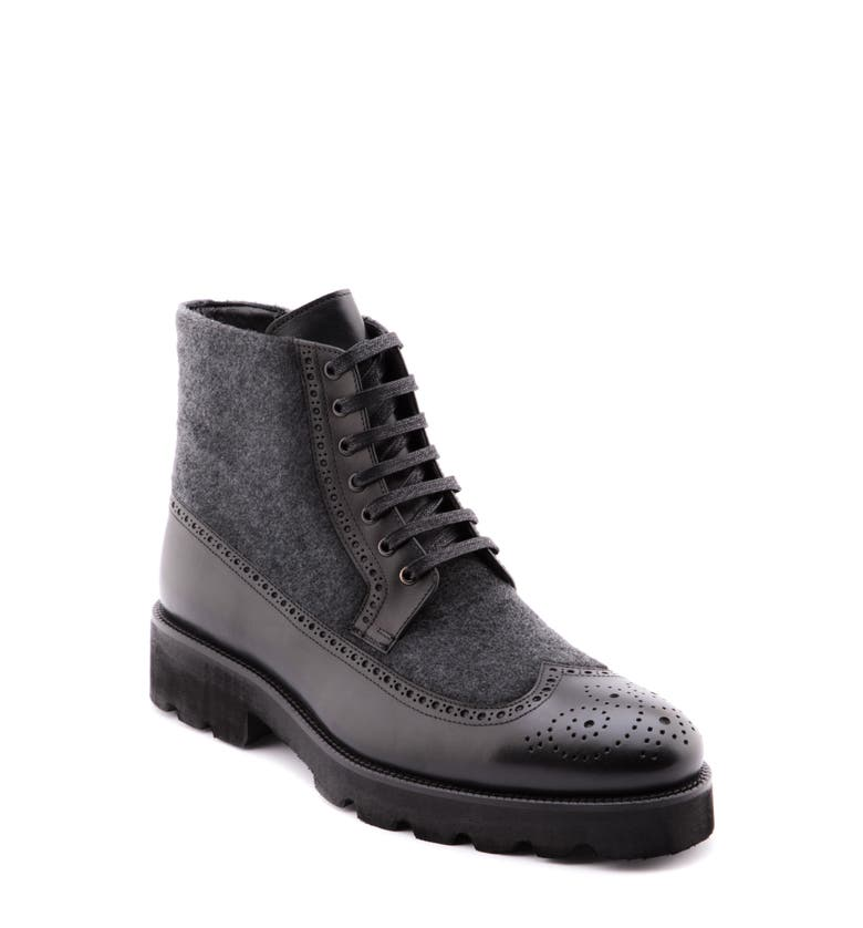 Wayne Wingtip Boot