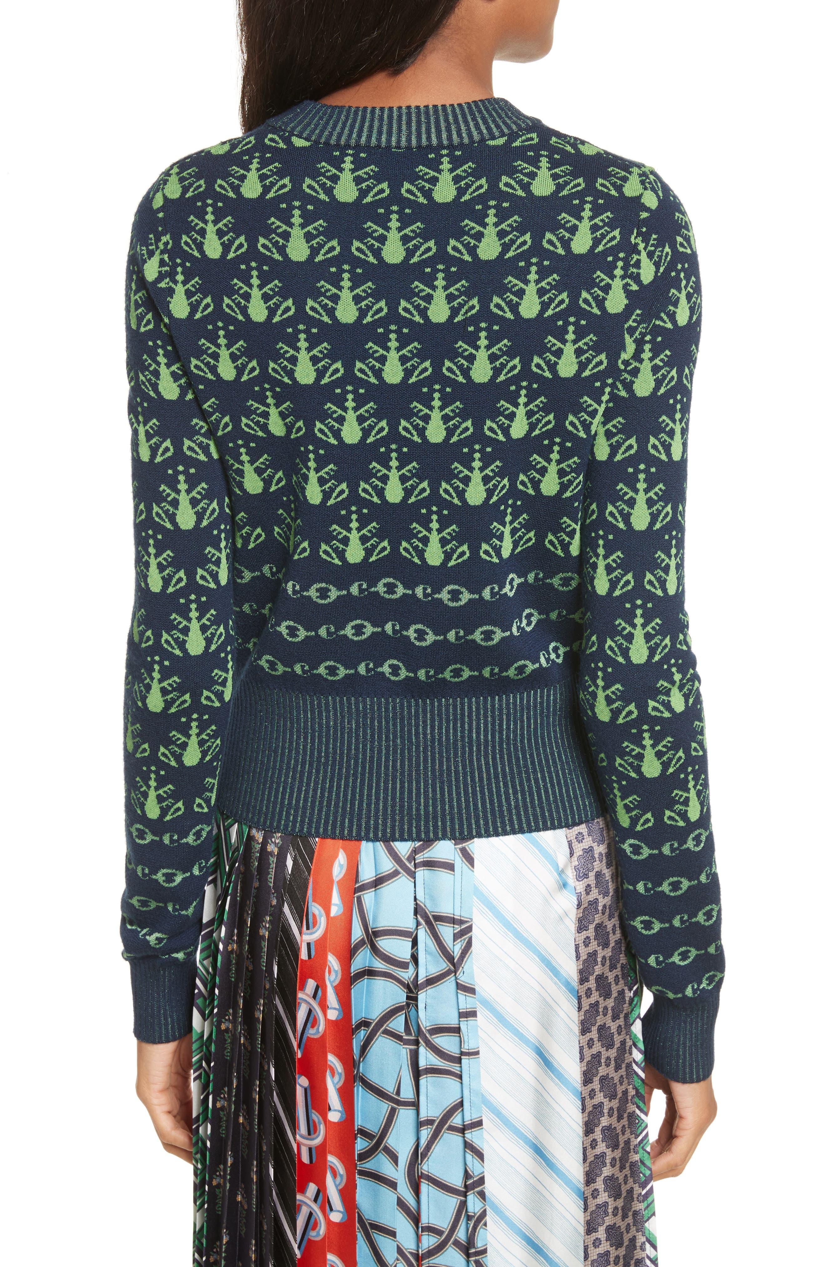 Alternate Image 3  - Carven Merino Wool Sweater