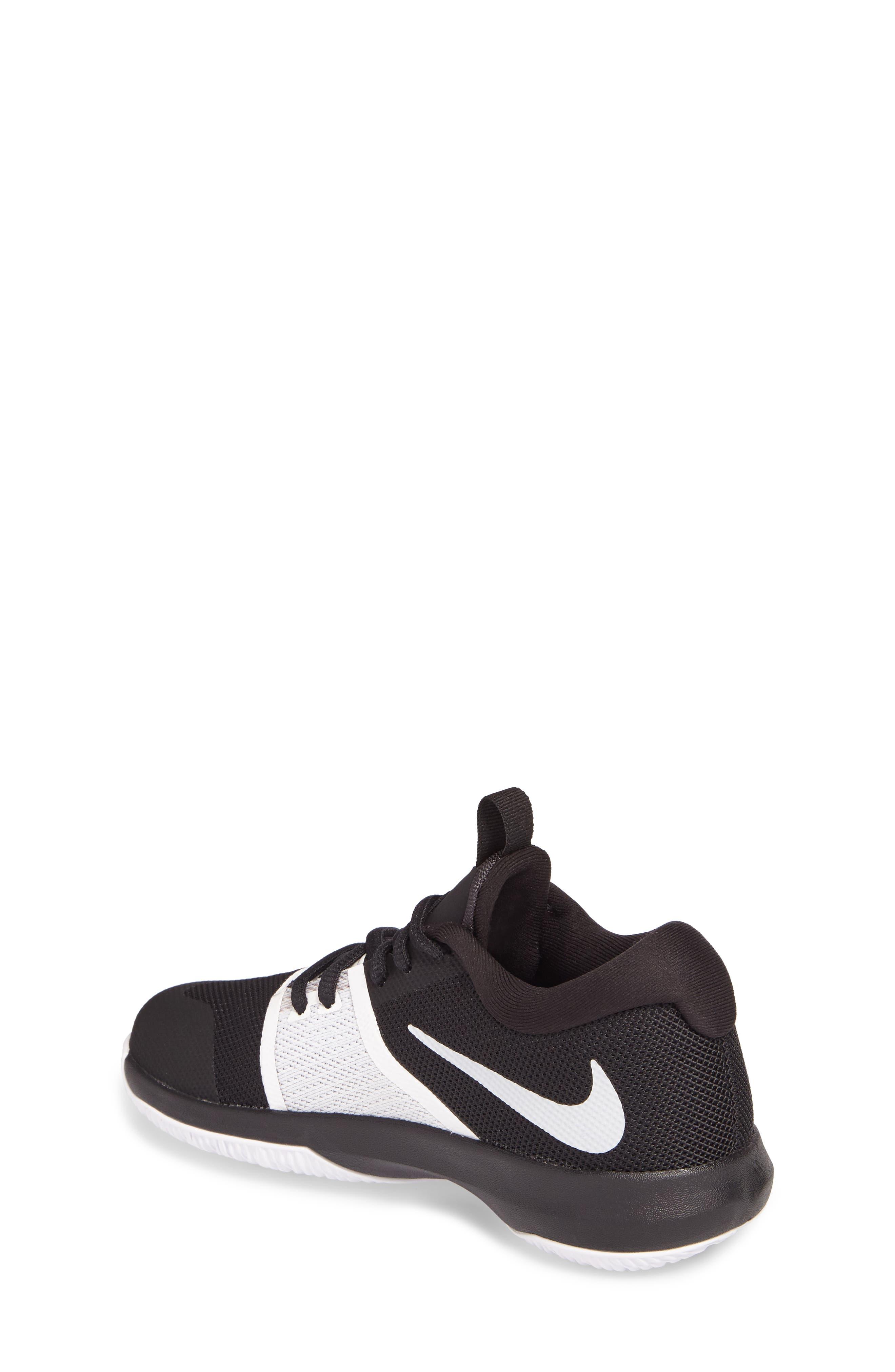 Assersion Sneaker,                             Alternate thumbnail 2, color,                             Black/ White