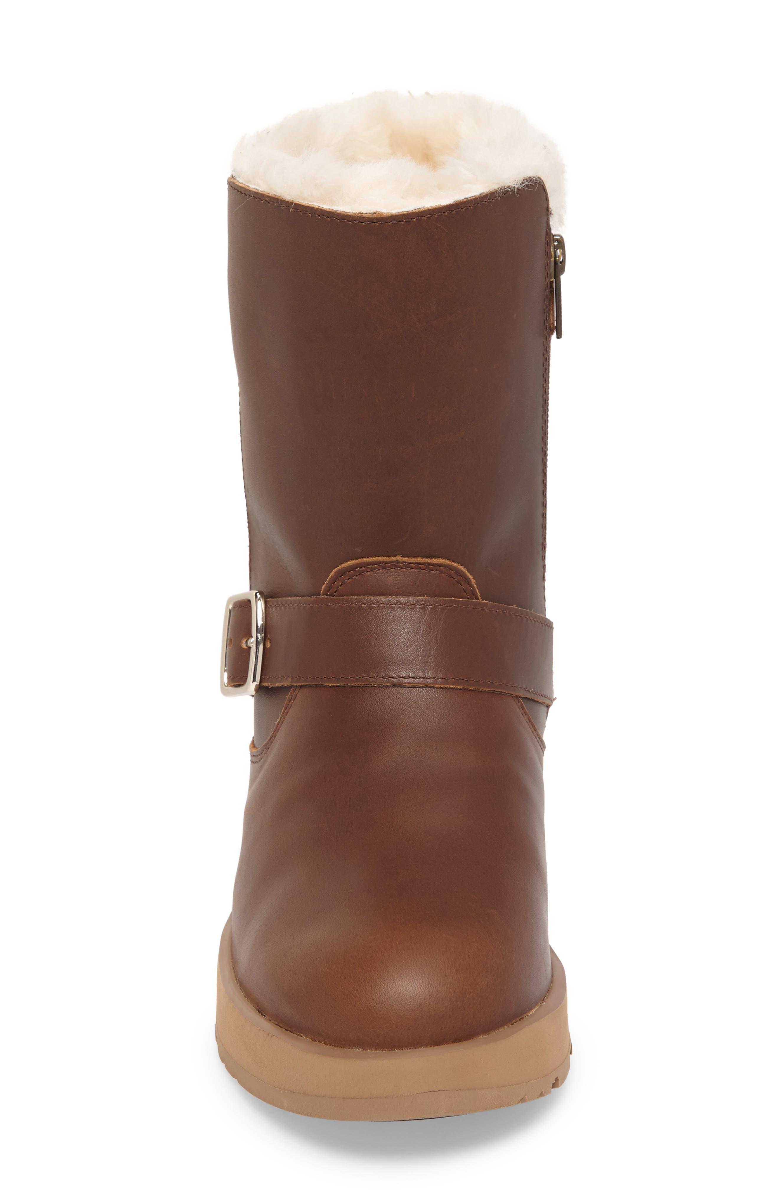 Alternate Image 4  - UGG® Breida Waterproof Boot (Women)