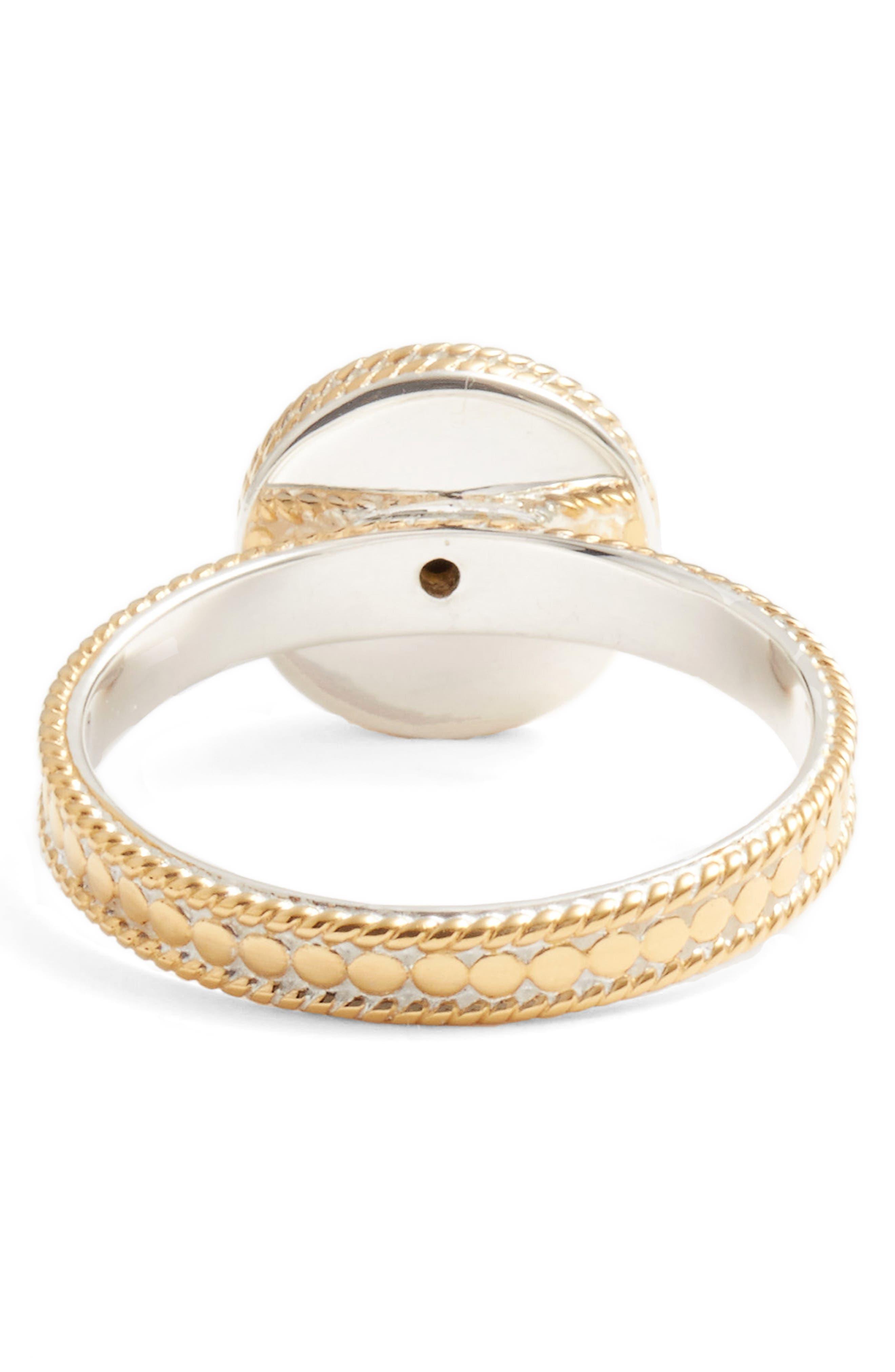 Alternate Image 3  - Anna Beck Semiprecious Stone Ring