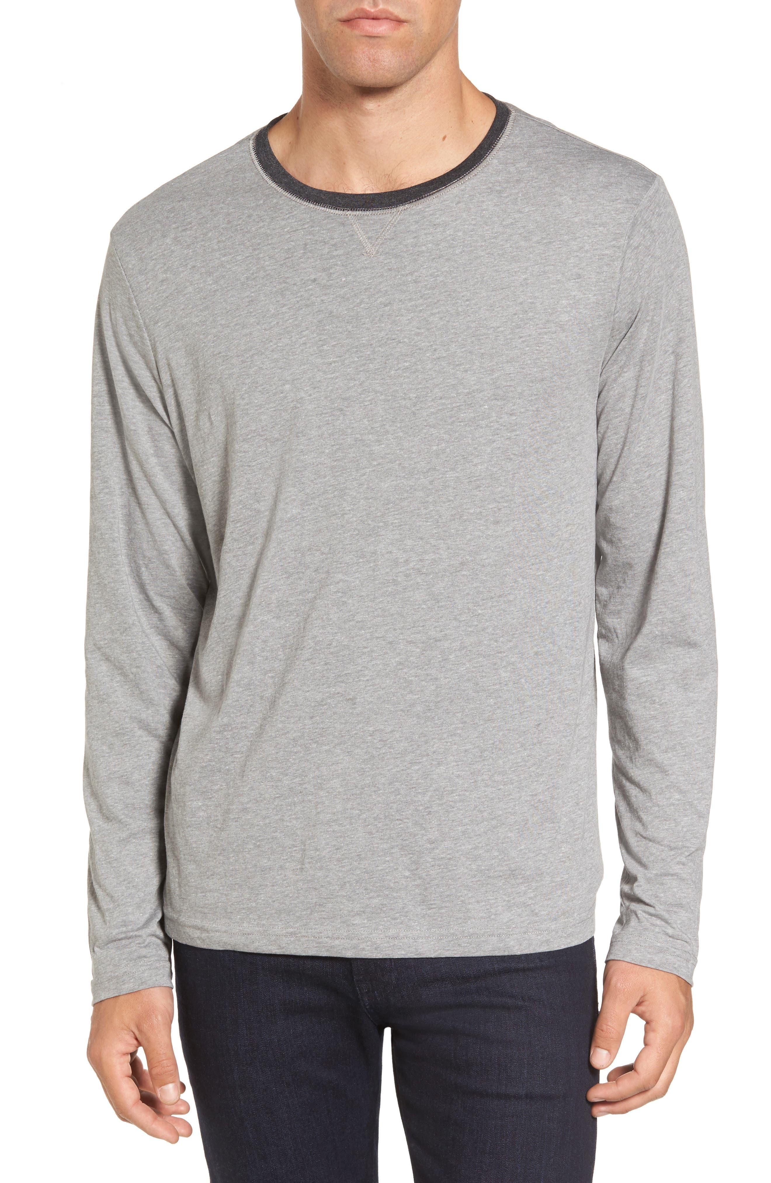 Alternate Image 5  - Tailor Vintage Reversible T-Shirt