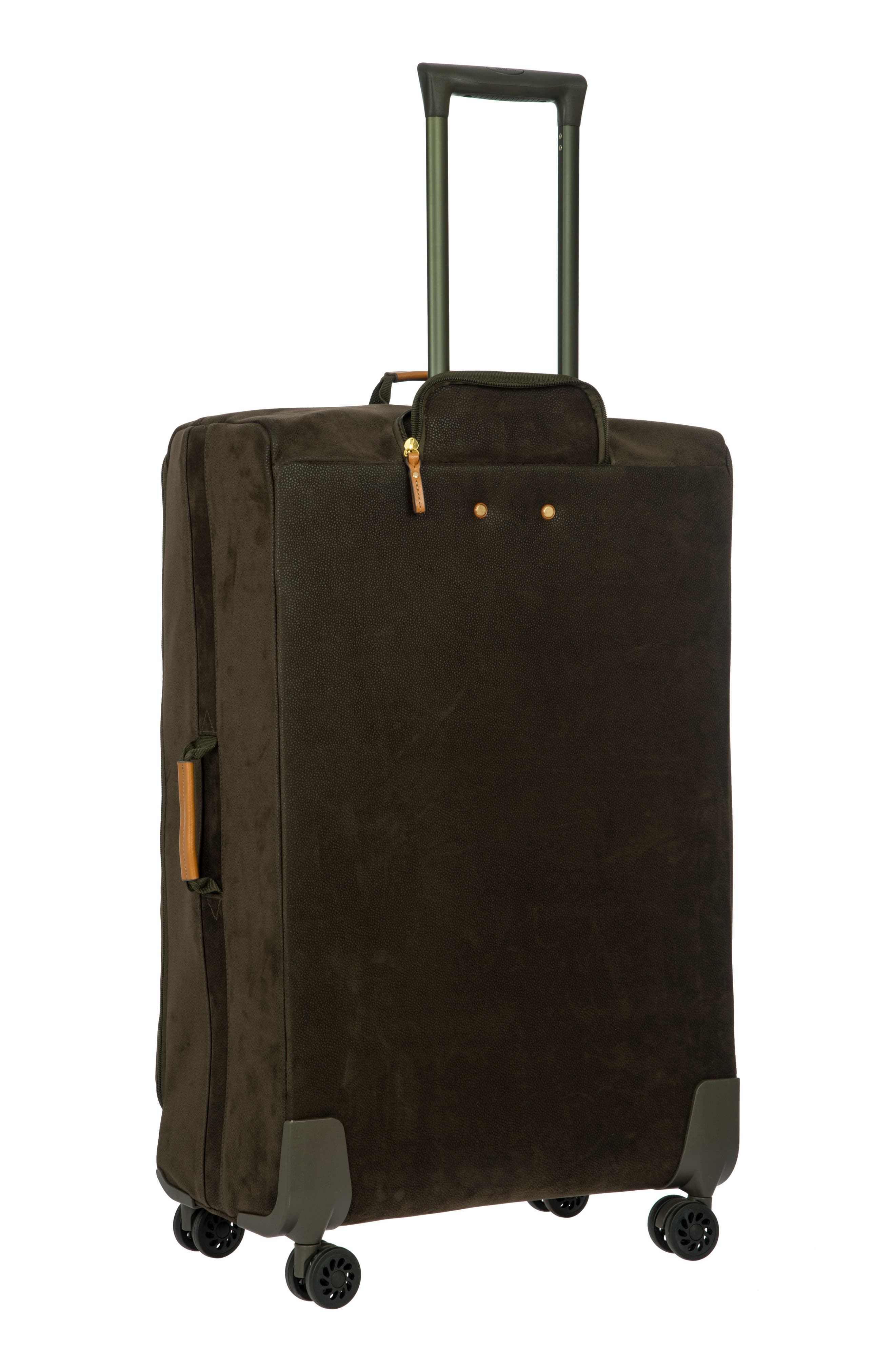LIFE Collection 30-Inch Wheeled Suitcase,                             Alternate thumbnail 4, color,                             Olive