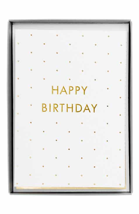 Note cards greeting cards all home sale nordstrom k time is now 10 pack birthday cards m4hsunfo