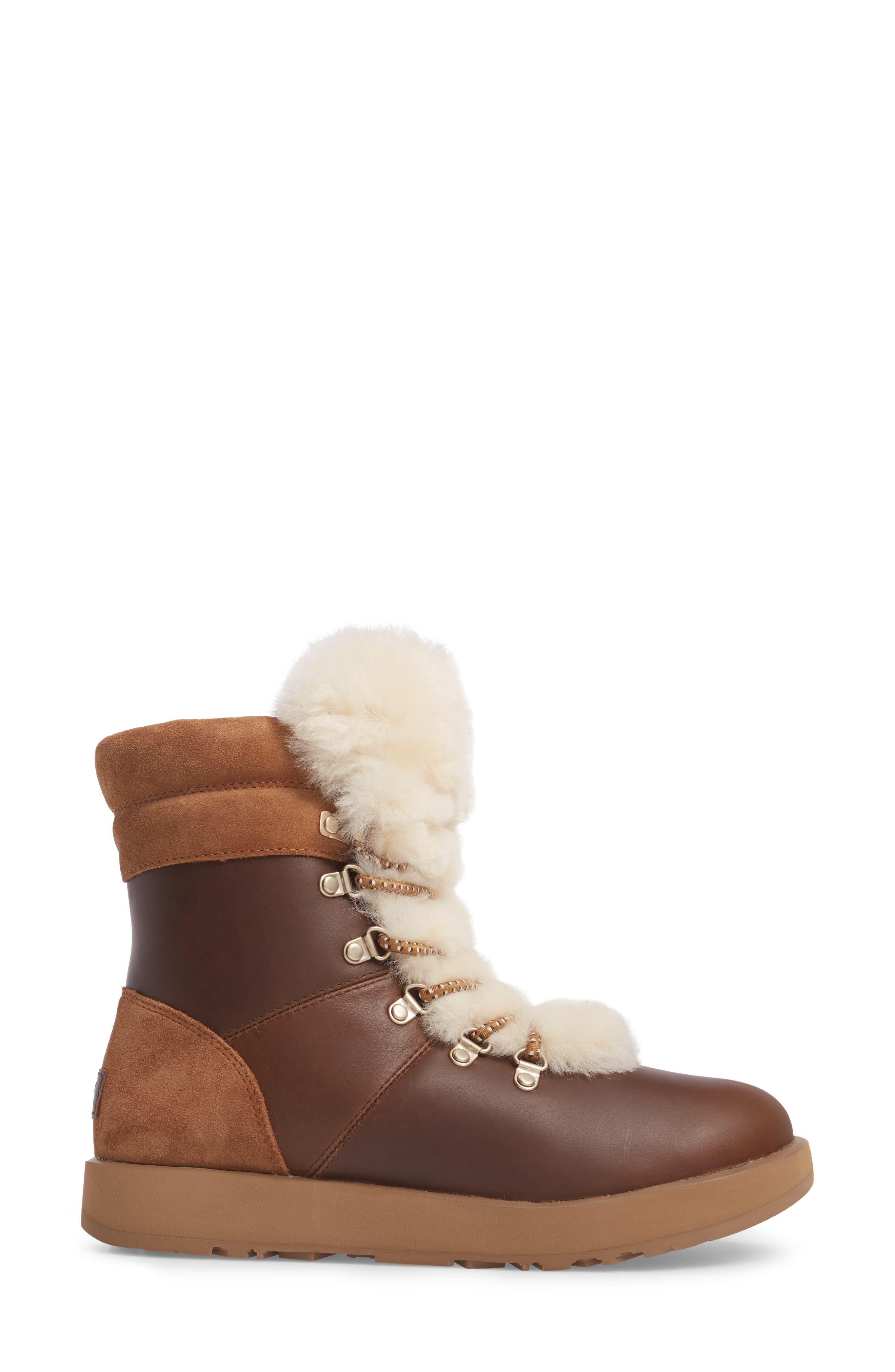 Alternate Image 3  - UGG® Viki Waterproof Boot (Women)