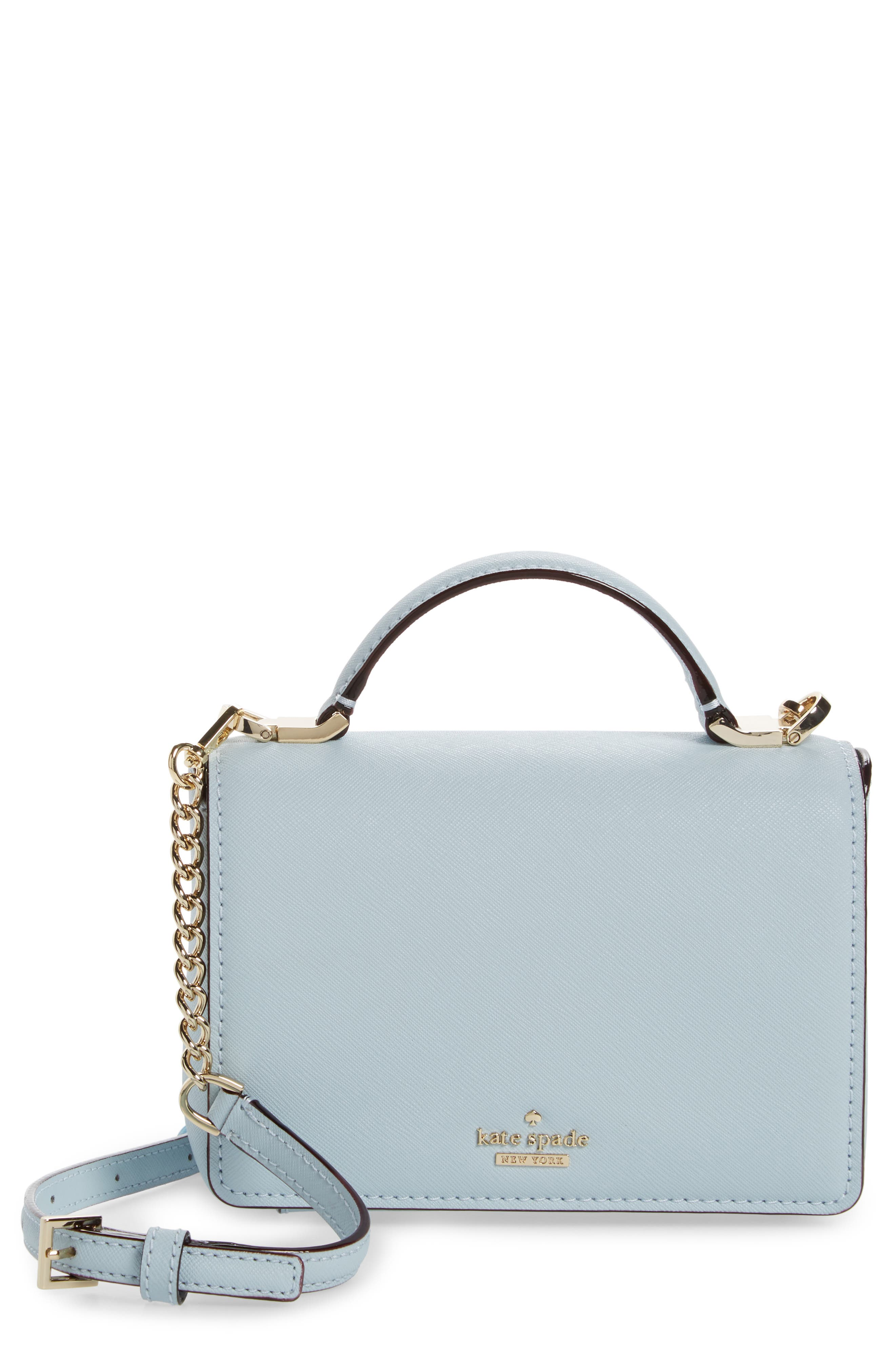 kate spade new york cameron street - hope saffiano leather crossbody bag
