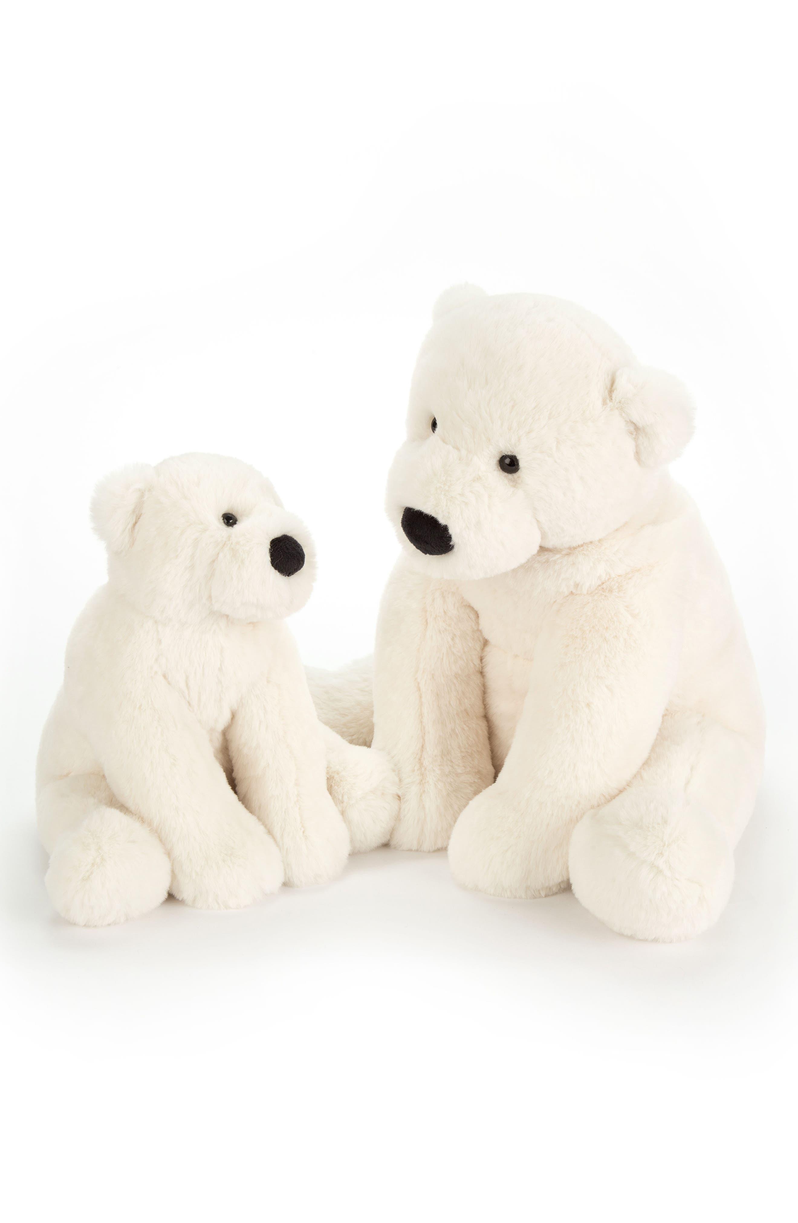 Alternate Image 2  - Jellycat Perry Polar Bear Stuffed Animal