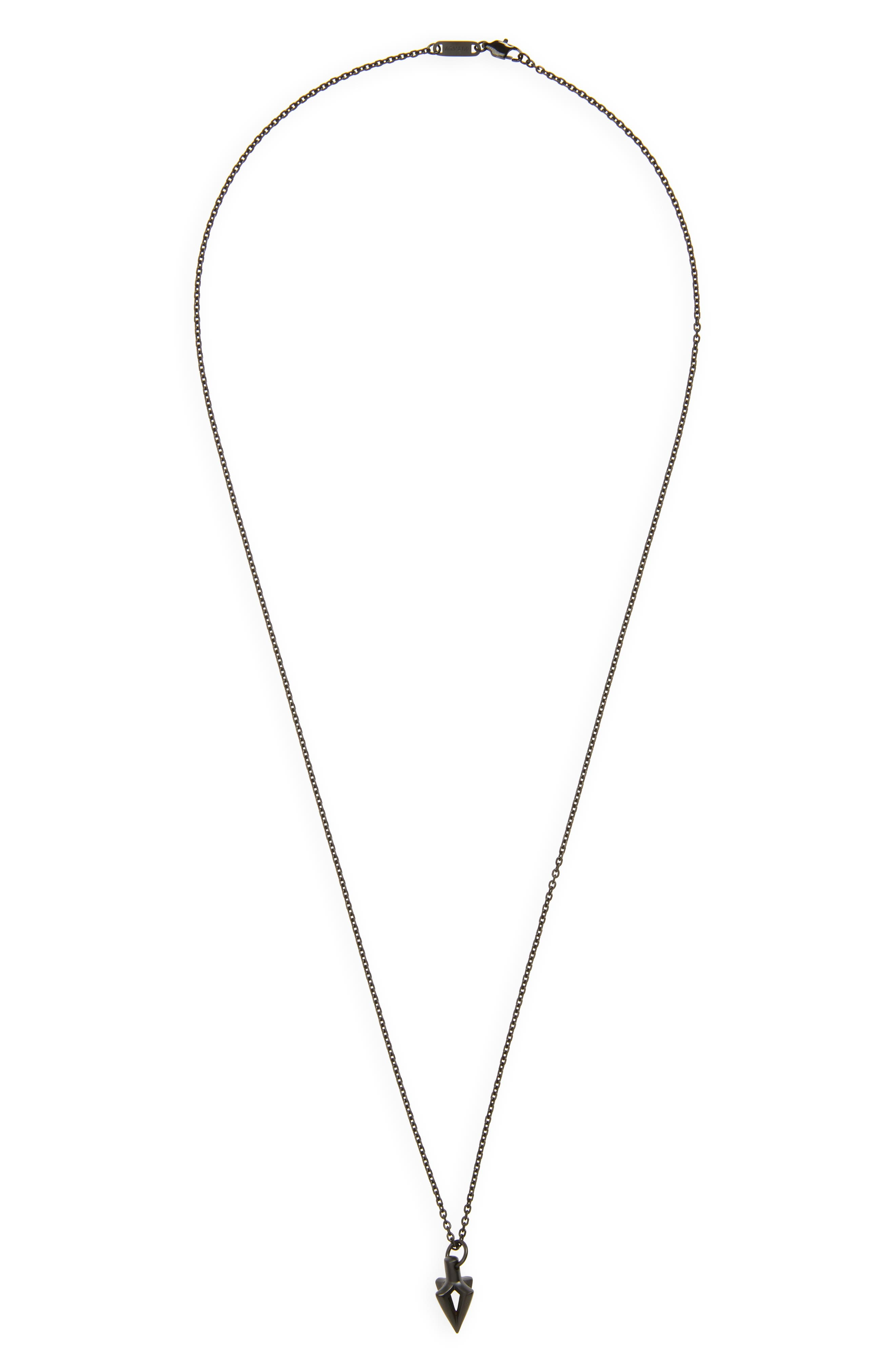 Vitaly Arcus Pendant Necklace