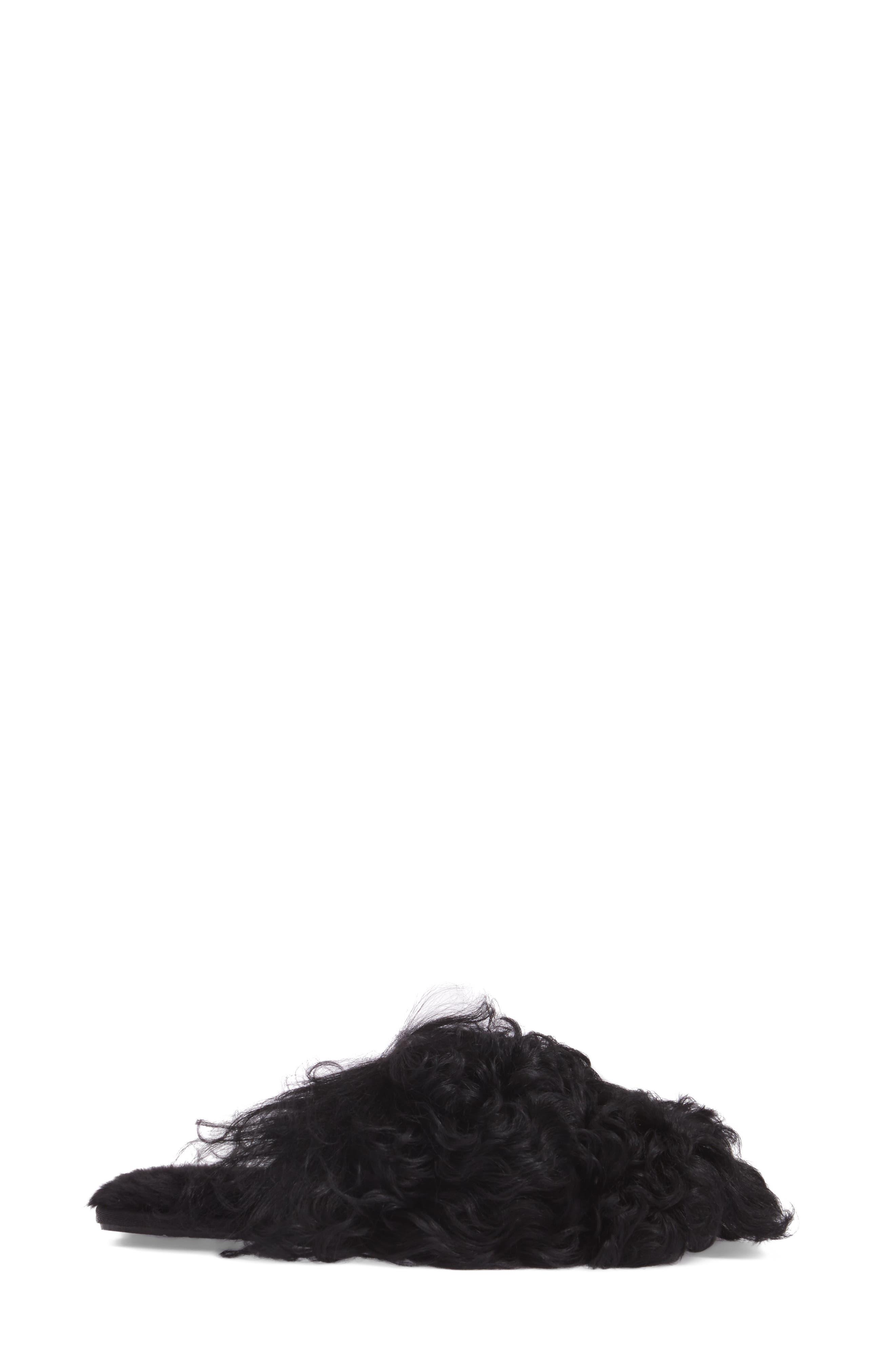 Alternate Image 3  - UGG® Fluff Momma Genuine Shearling Slipper (Women)