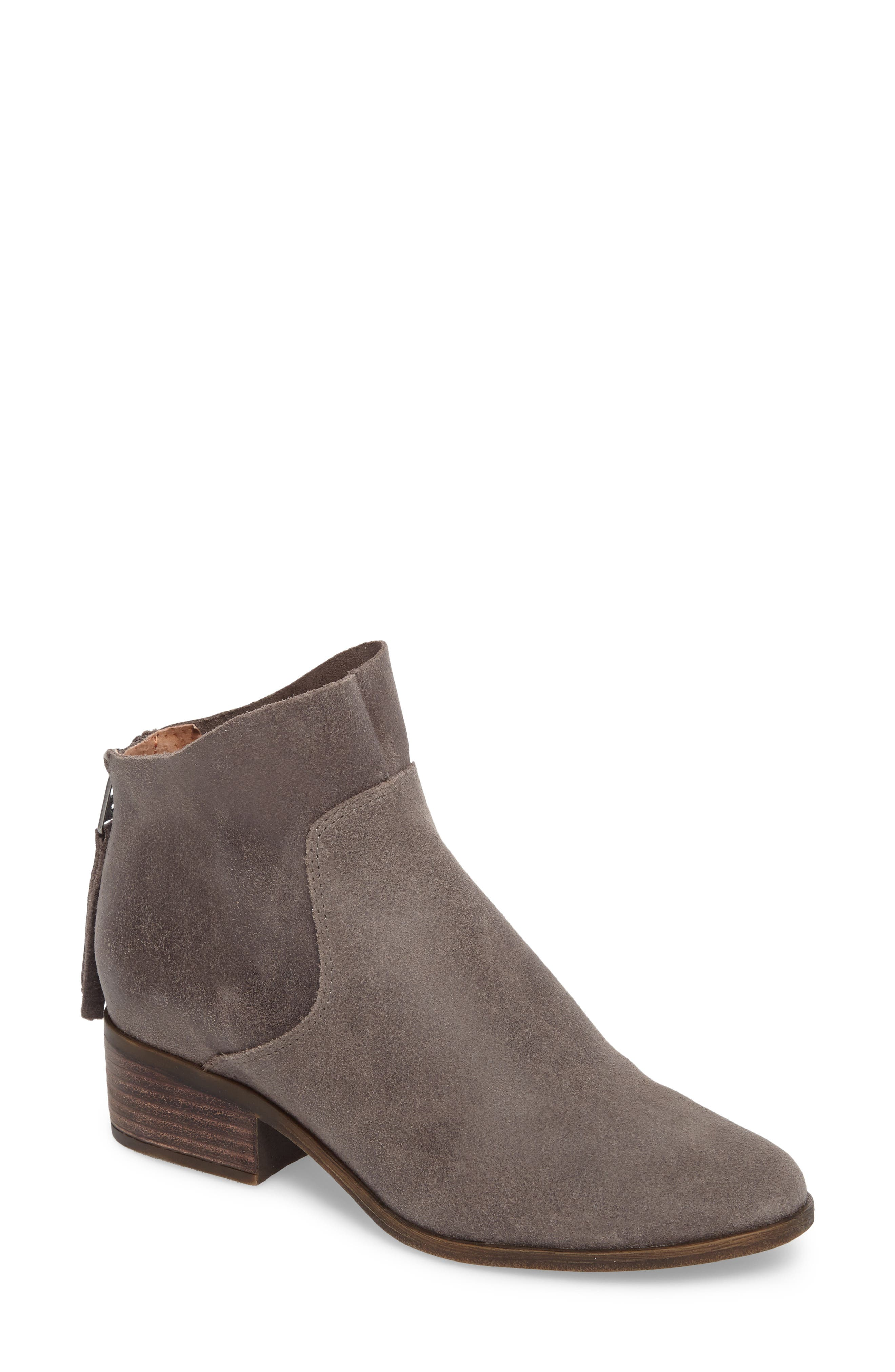 Alternate Image 1 Selected - Lucky Brand Lahela Bootie (Women)