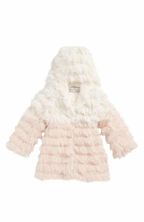 Girls' Coats, Jackets & Outerwear: Rain, Fleece & Hood | Nordstrom