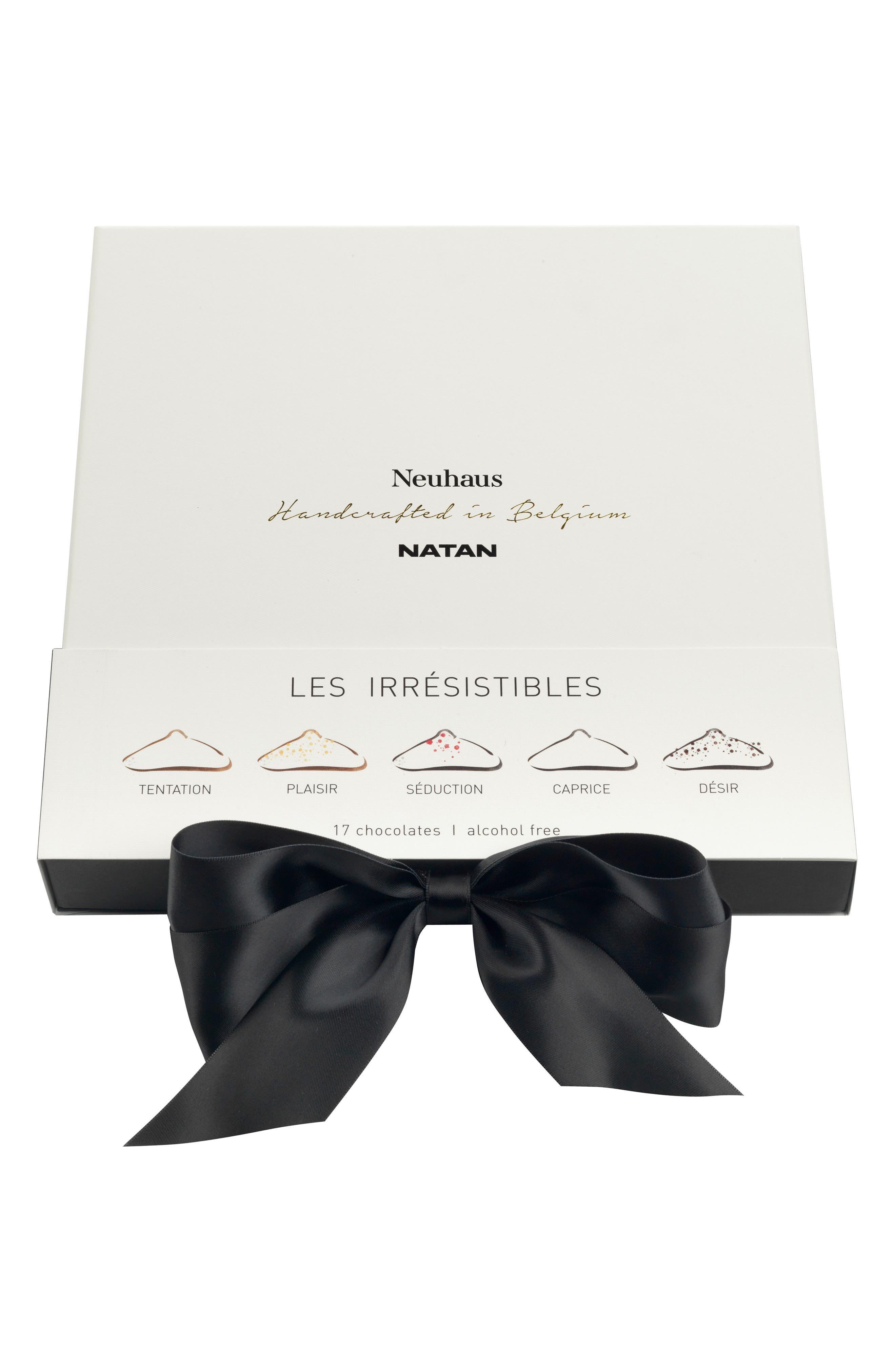 Alternate Image 2  - Neuhaus x Natan 17-Piece Luxury Chocolate Gift Box