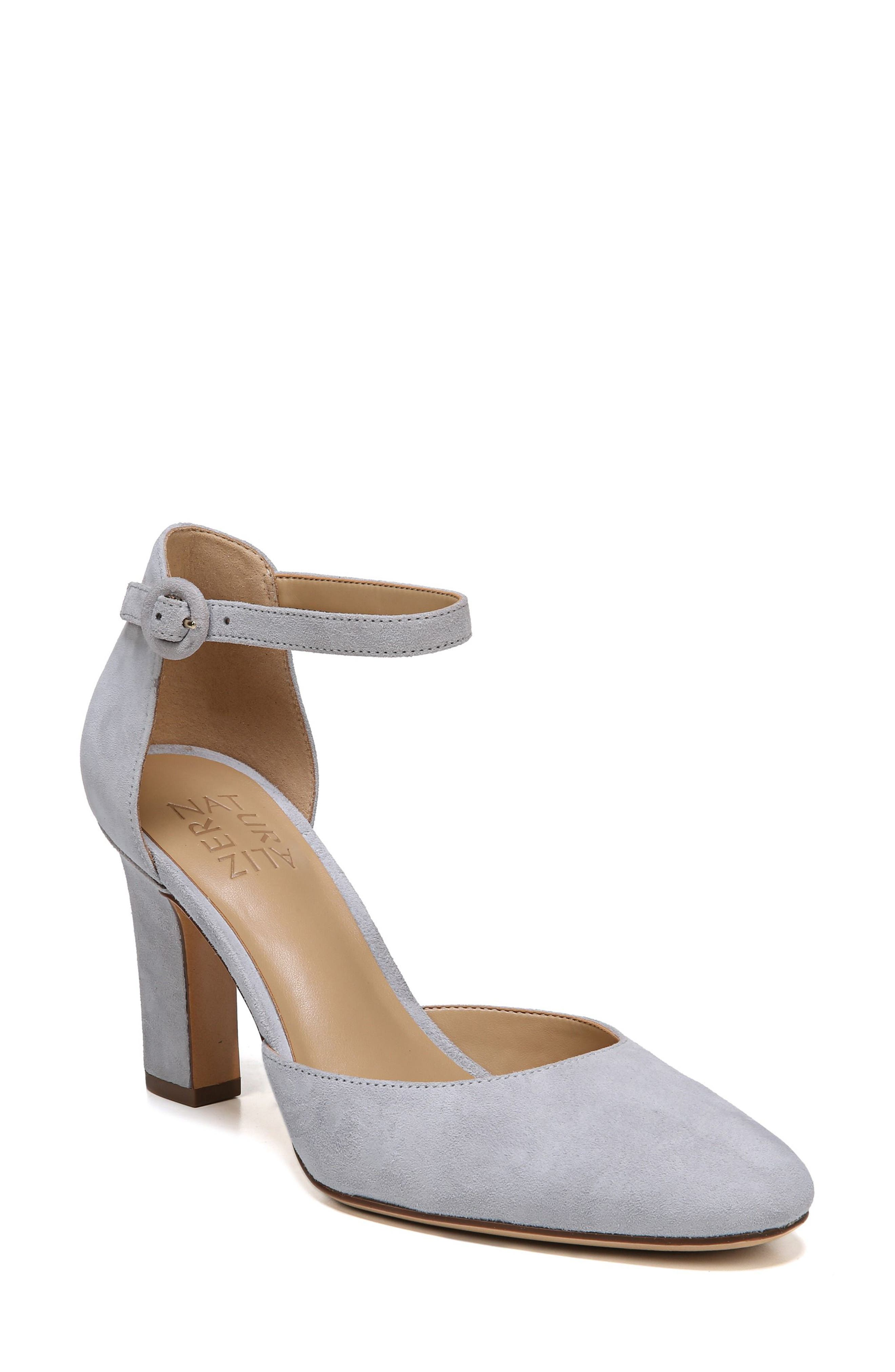 Alternate Image 1 Selected - Naturalizer Gianna Ankle Strap Pump (Women)