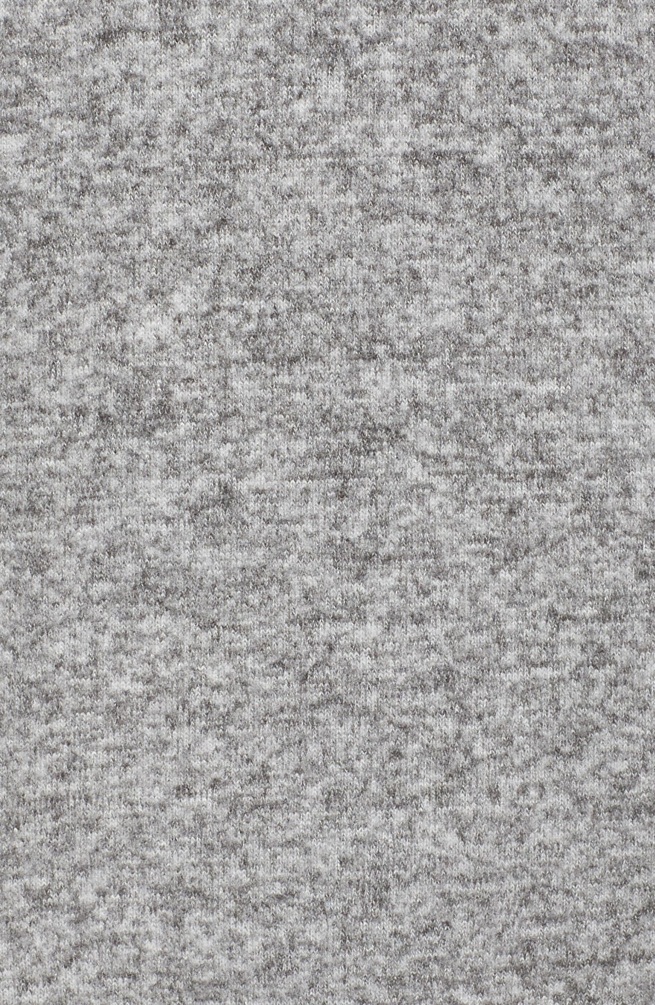 Sweater Dress,                             Alternate thumbnail 5, color,                             Grey