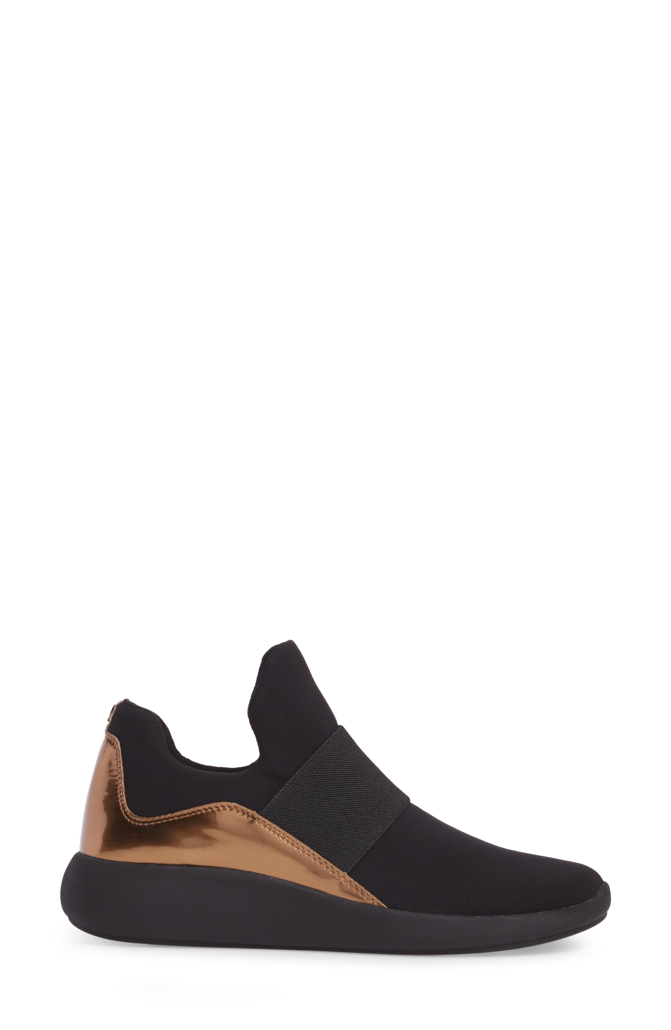 Alternate Image 3  - Donna Karan Cory Slip-On Sneaker (Women)