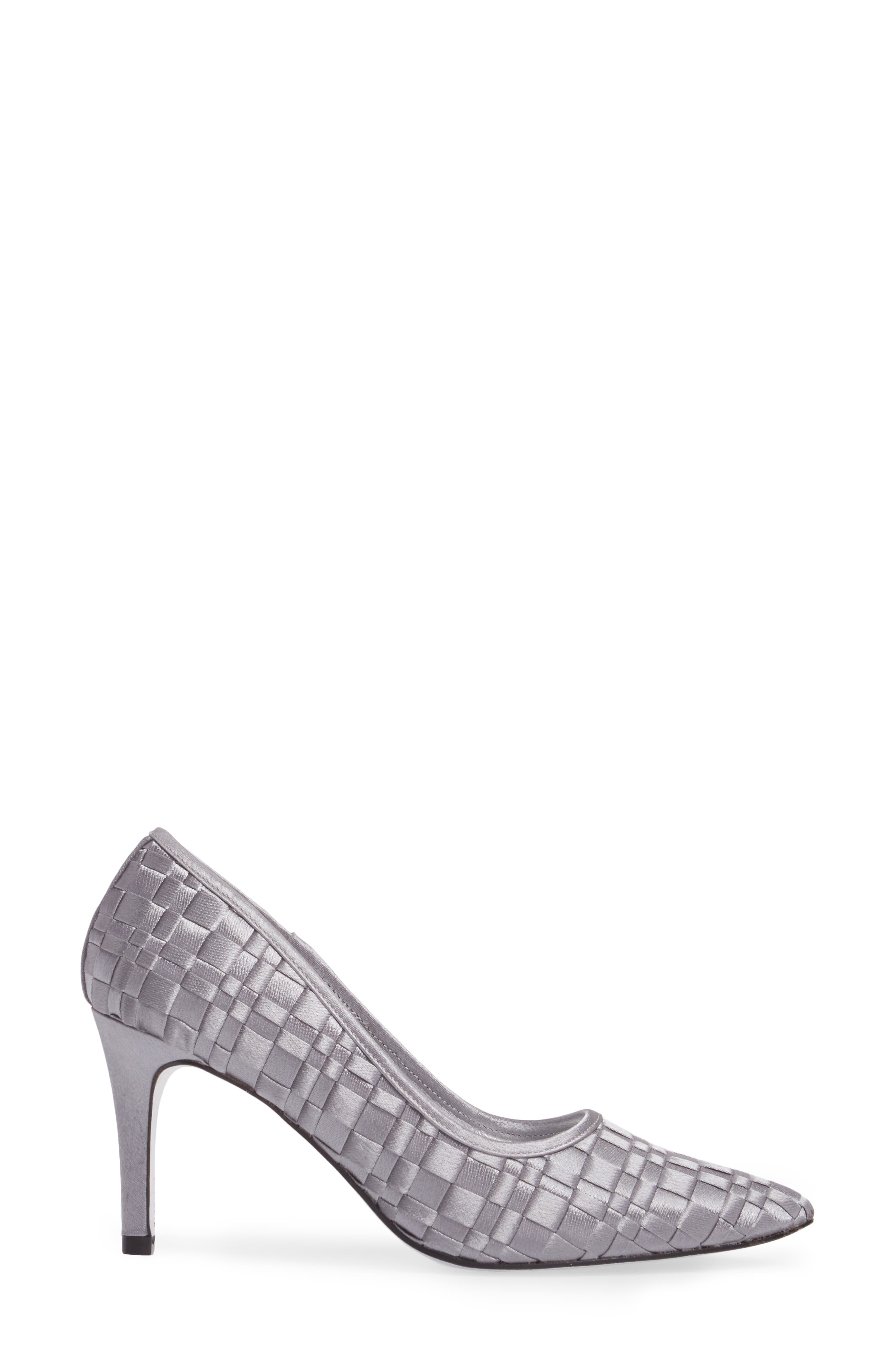 Alternate Image 3  - Adrianna Papell Hasting Pointy Toe Pump (Women)