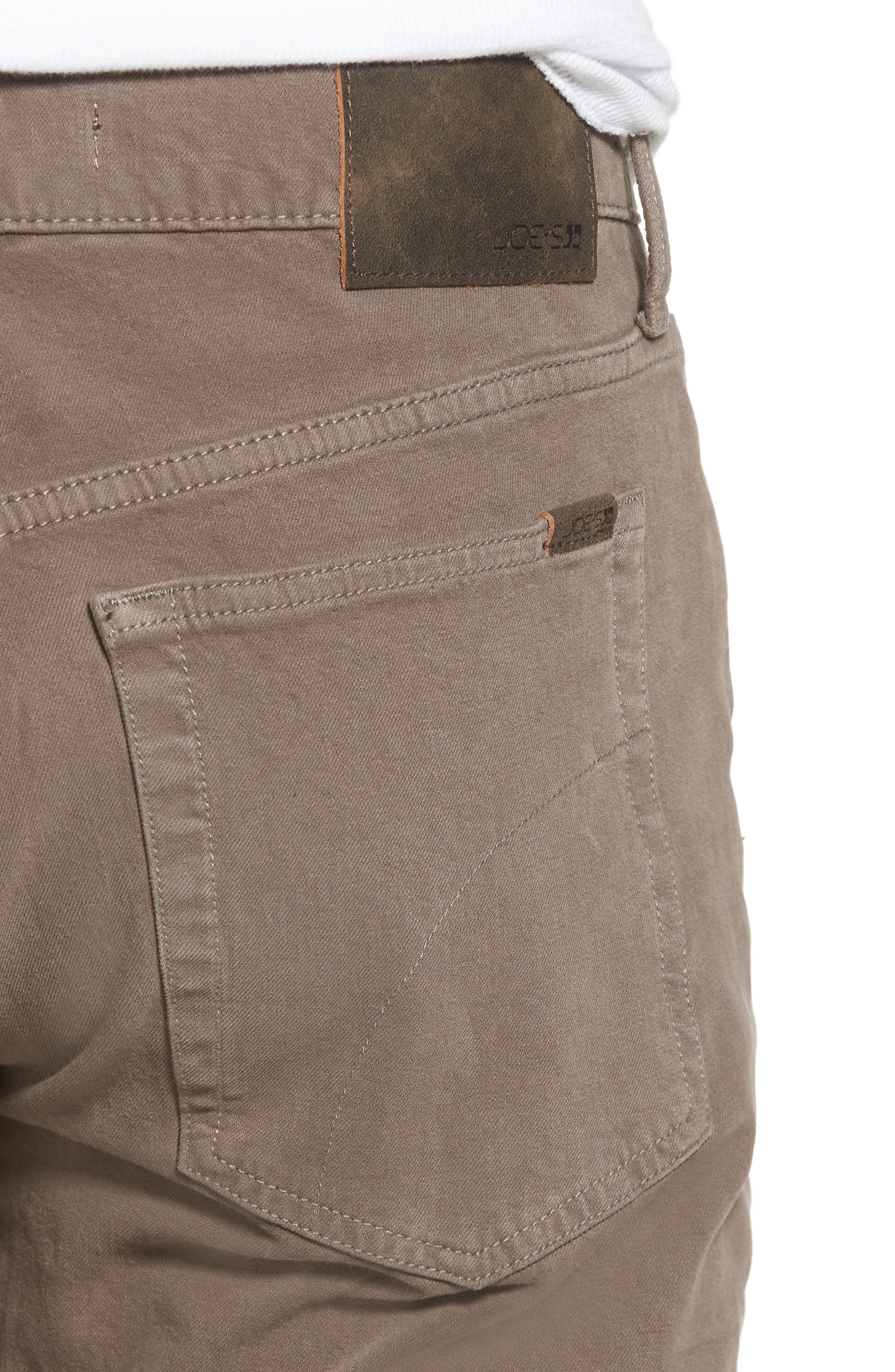 Kinetic Slim Fit Jeans,                             Alternate thumbnail 4, color,                             Stonehenge