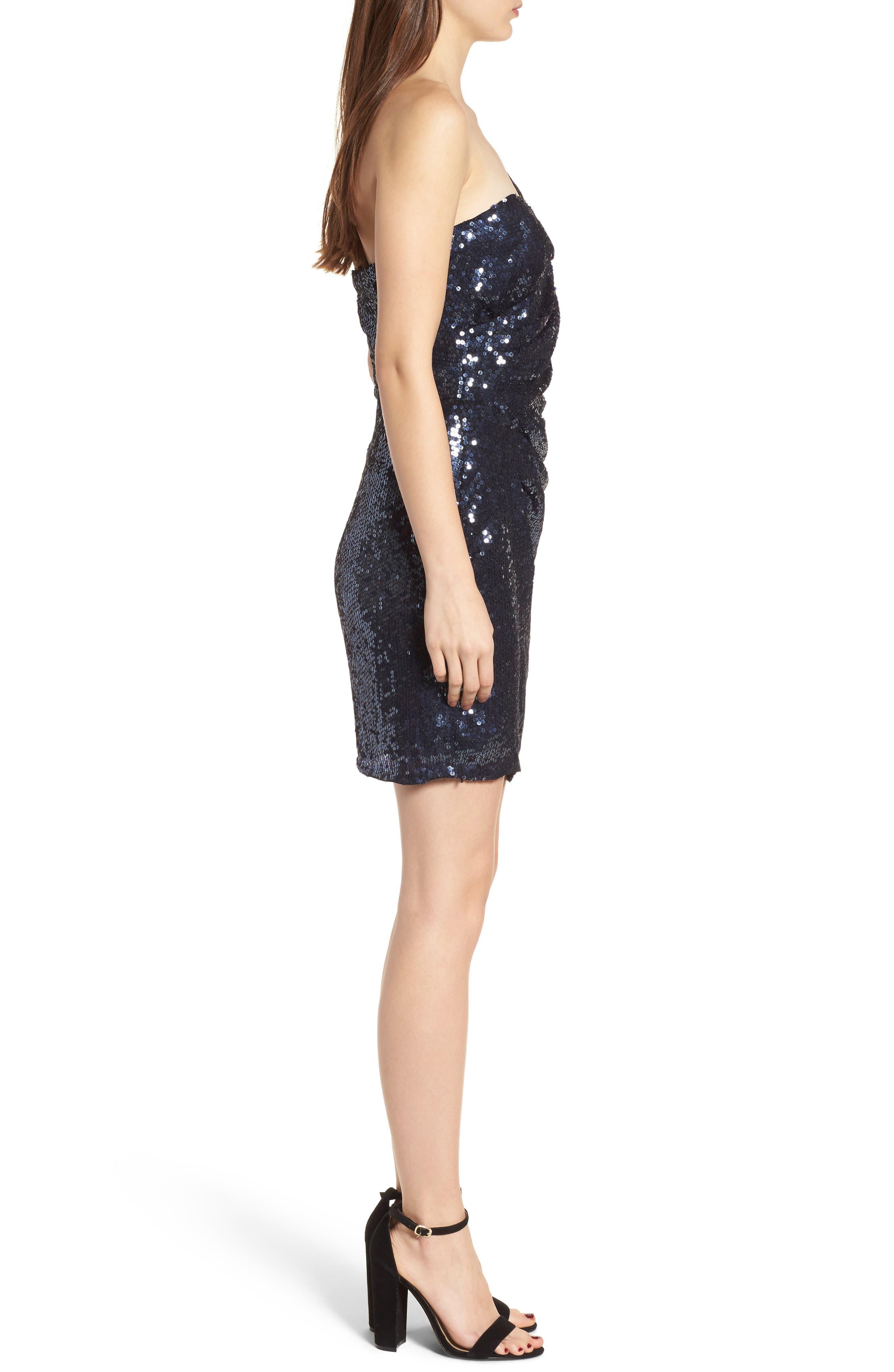 Alternate Image 3  - Parker Queenie Dress