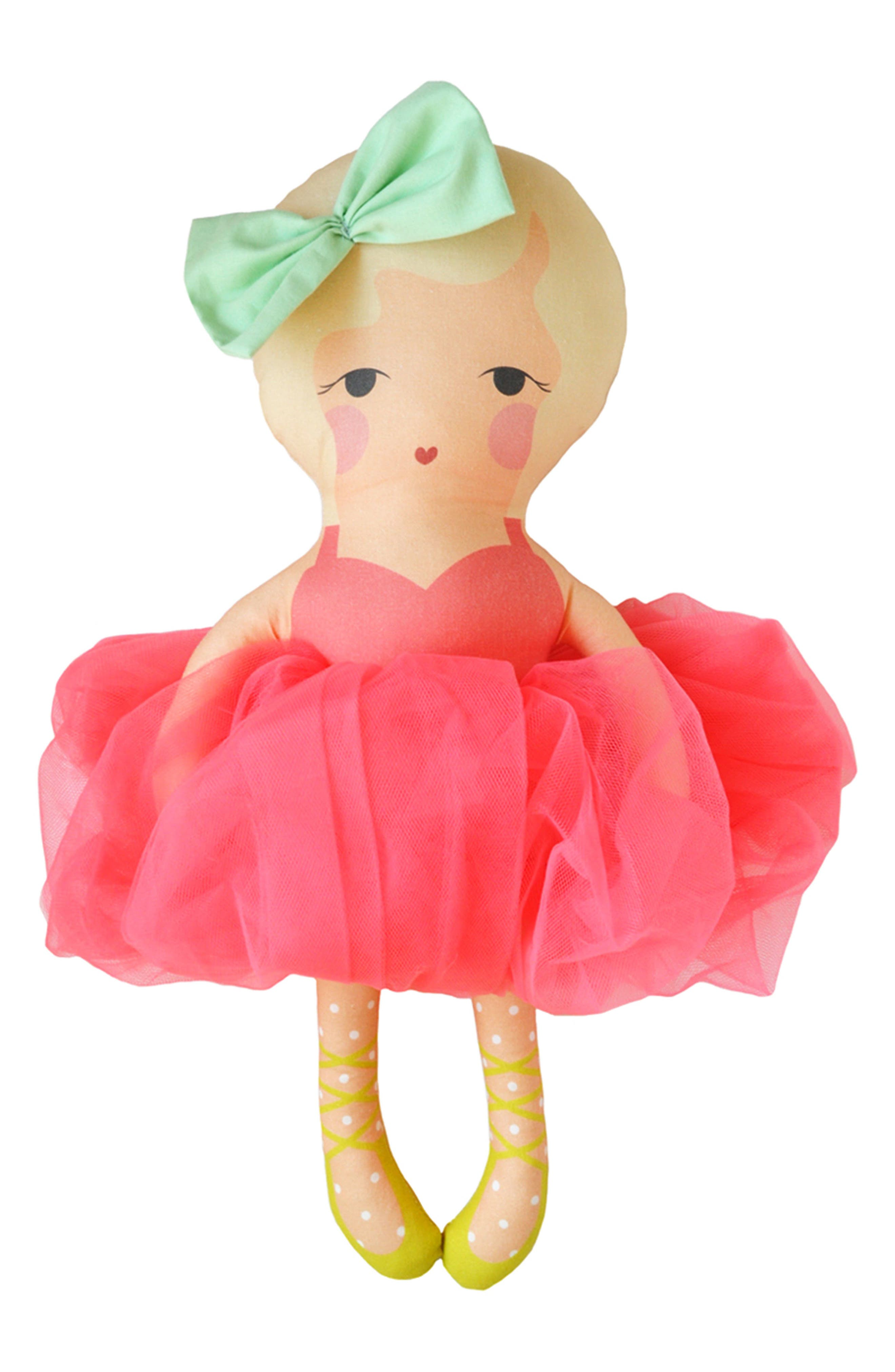 Candy Kirby Designs Grace Ballerina Doll