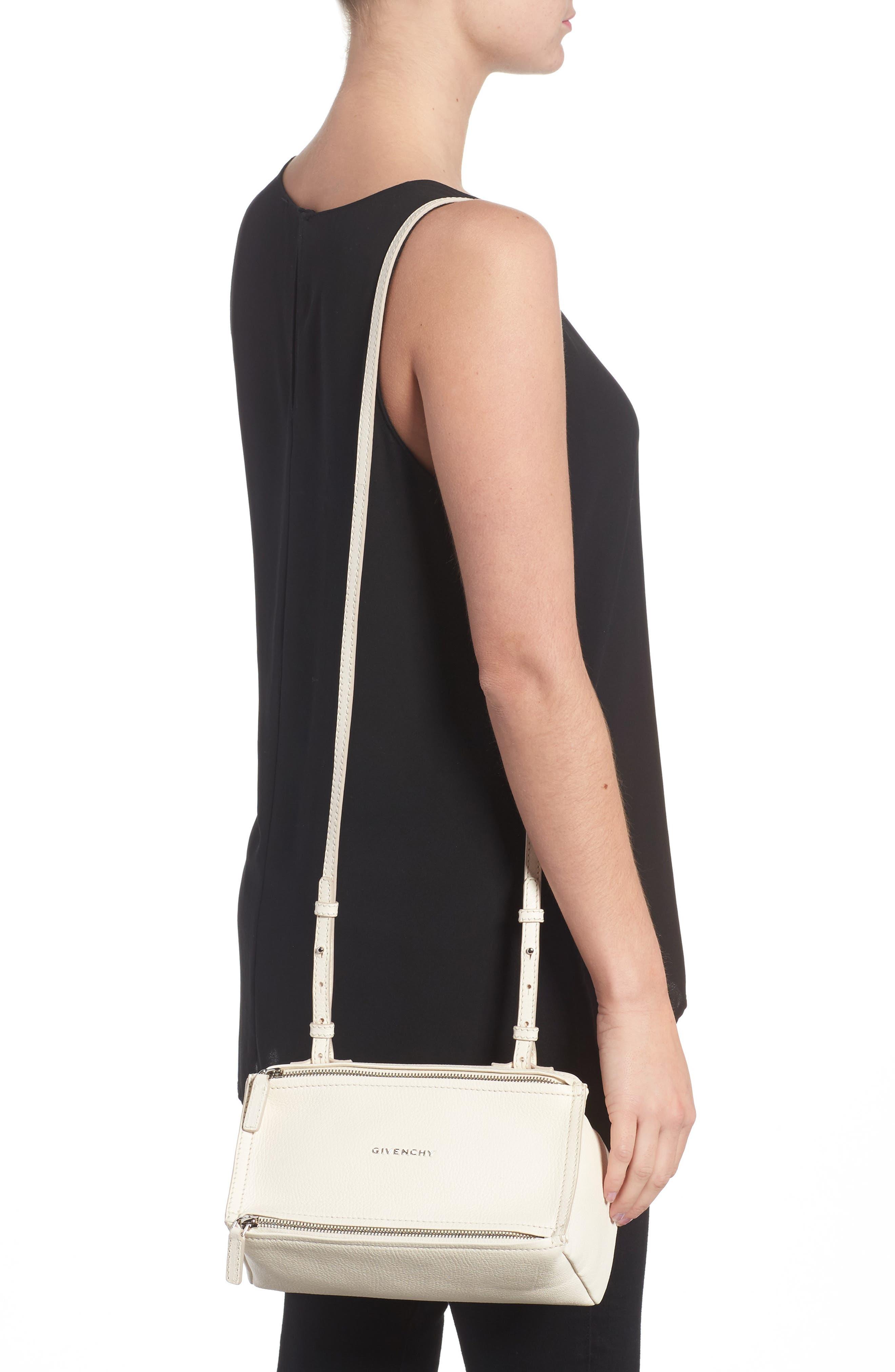 Alternate Image 2  - Givenchy 'Mini Pandora' Sugar Leather Shoulder Bag