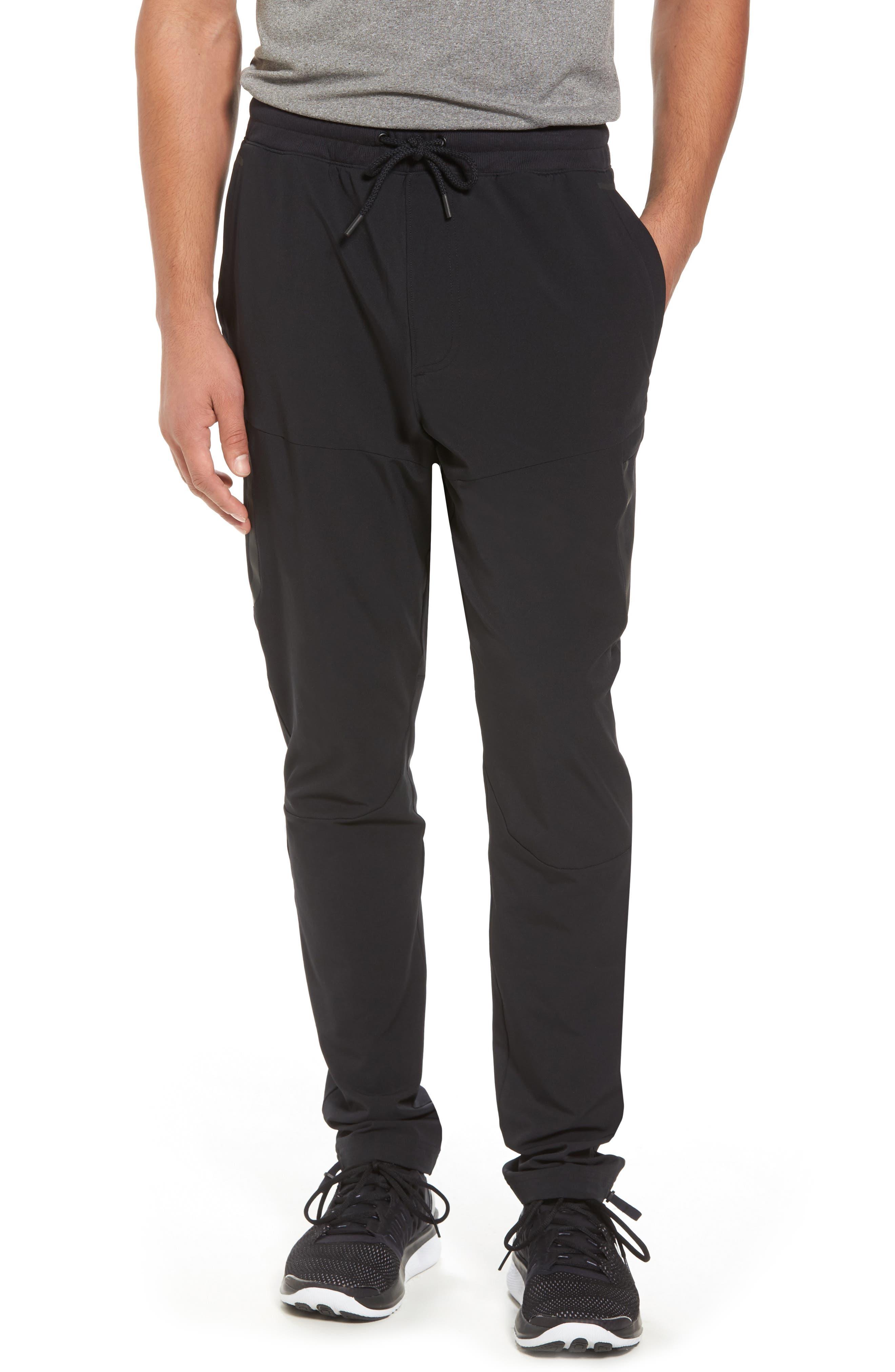 Sportstyle Elite Cargo Track Pants,                         Main,                         color, Black