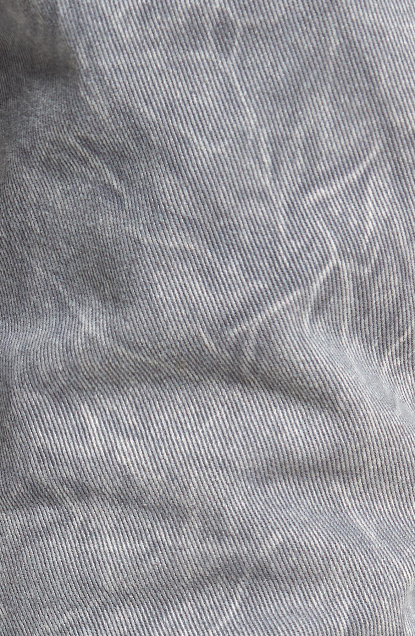 Slim Straight Leg Jeans,                             Alternate thumbnail 5, color,                             Stapes