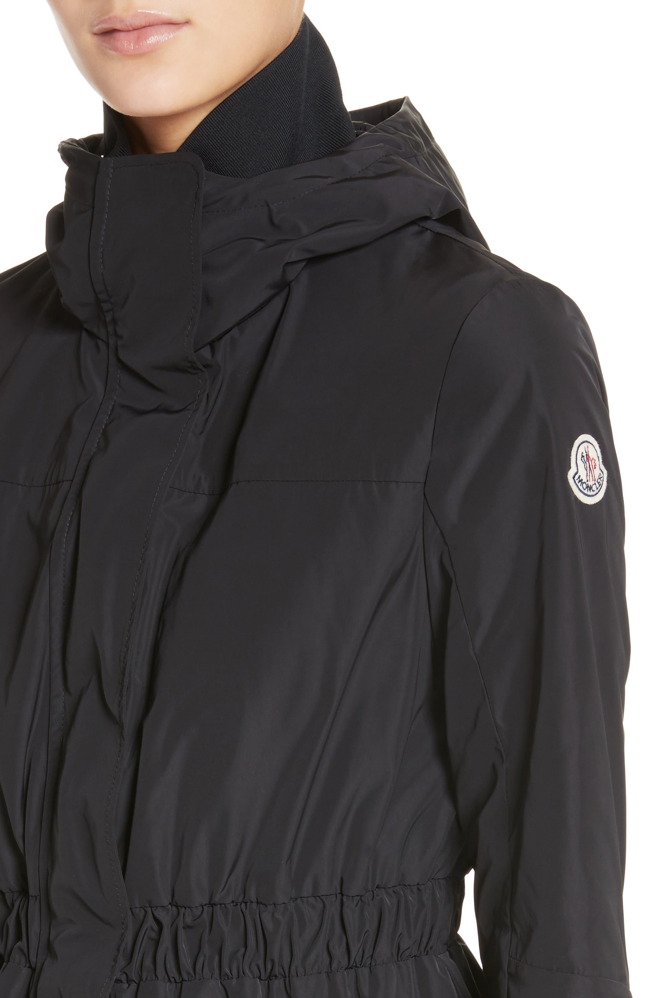 Alternate Image 4  - Moncler Disthene Water Resistant Hooded Jacket