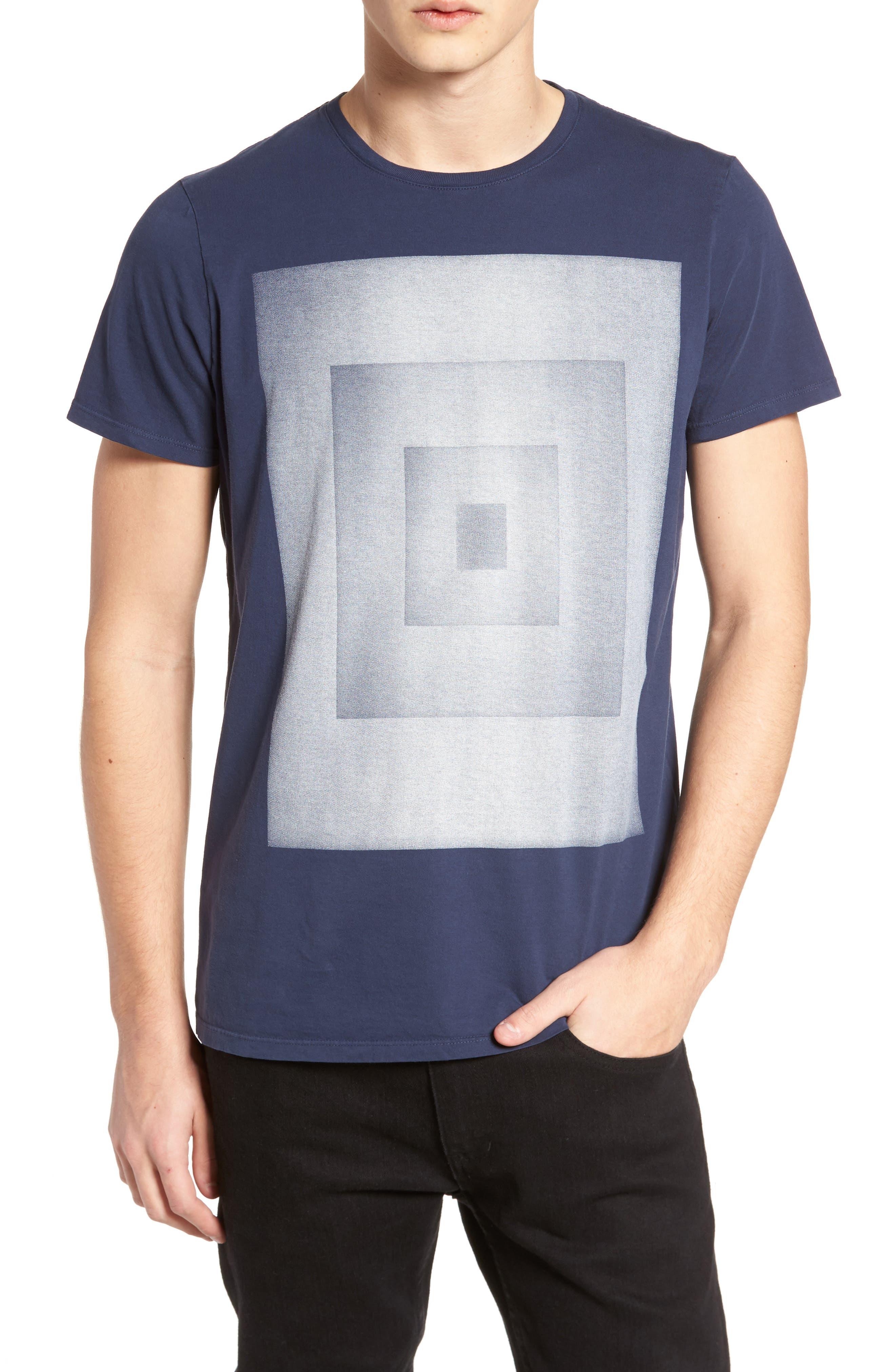 Alternate Image 1 Selected - Vestige Infinity Box T-Shirt