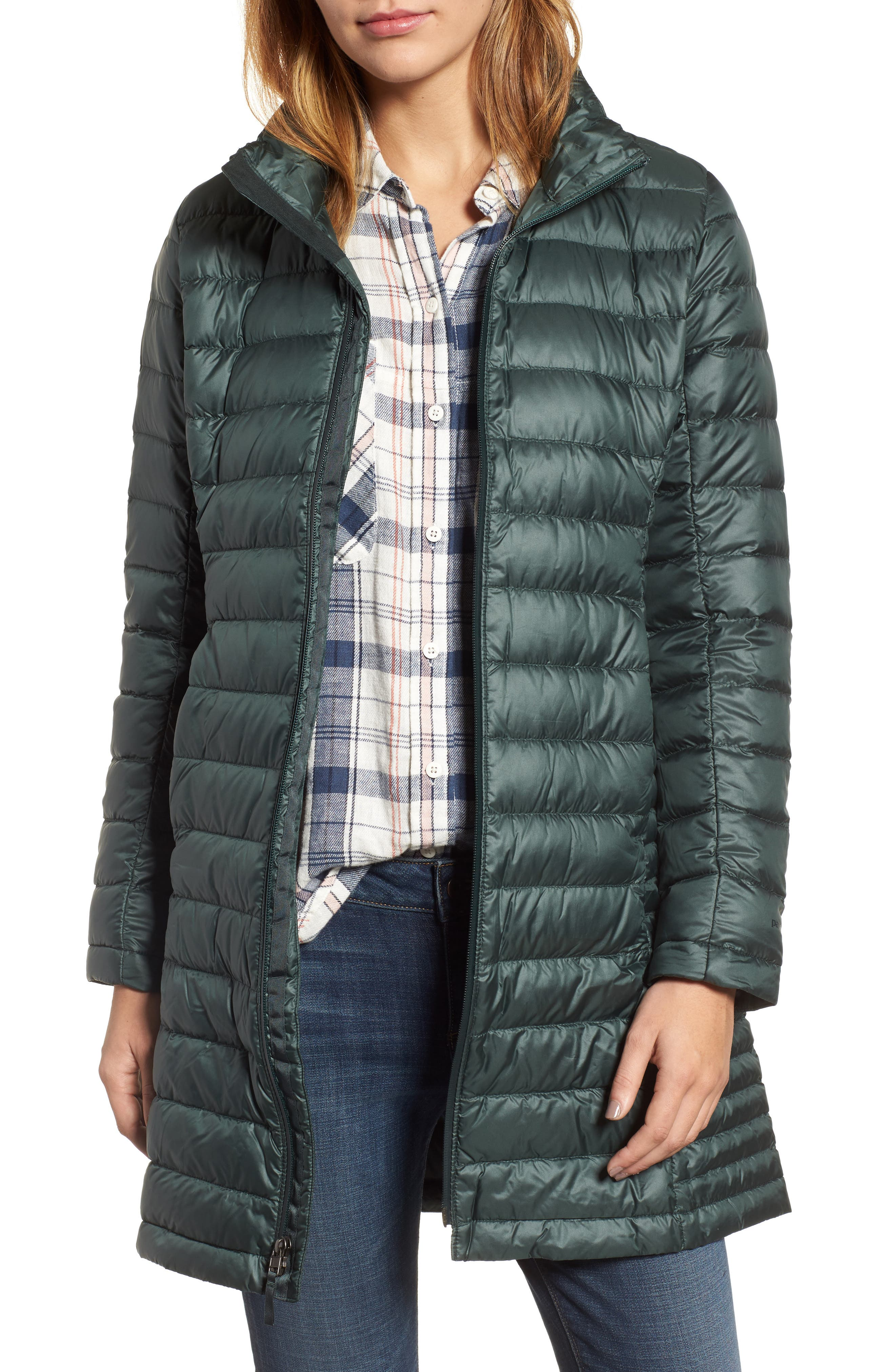 Patagonia Fiona Water Repellent 600-Fill-Power Down Parka