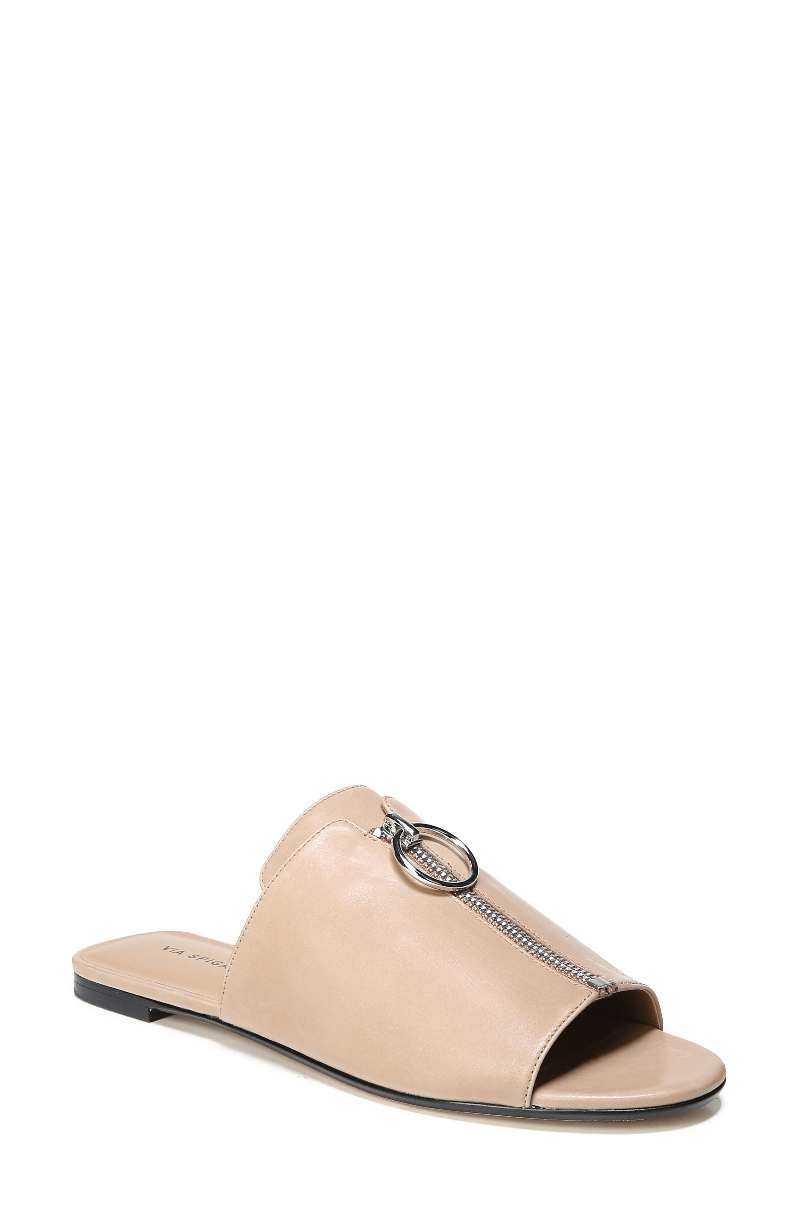 Via Spiga Hope Slide Sandal (Women)