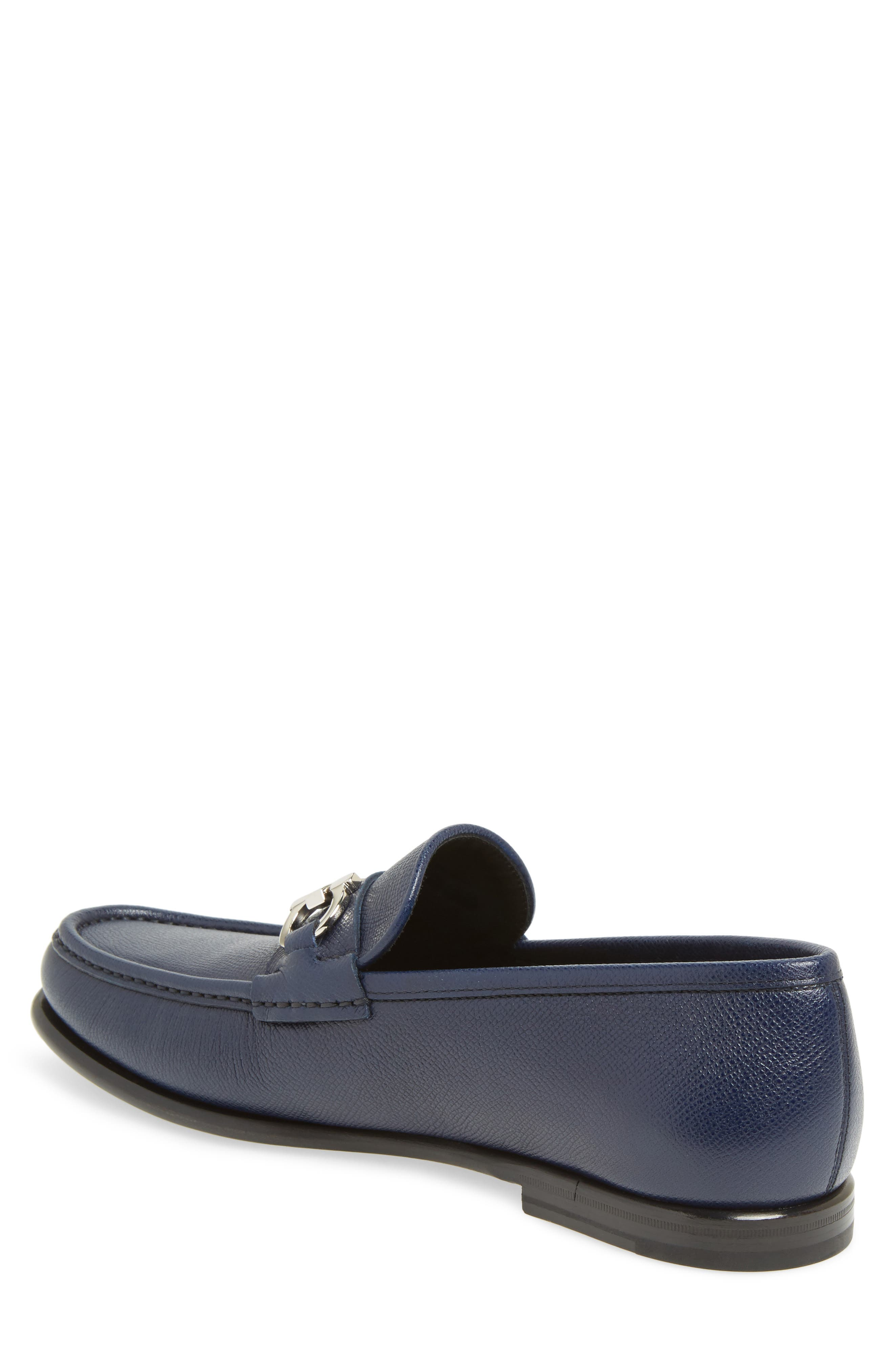 Alternate Image 2  - Salvatore Ferragamo Crown Bit Loafer (Men)