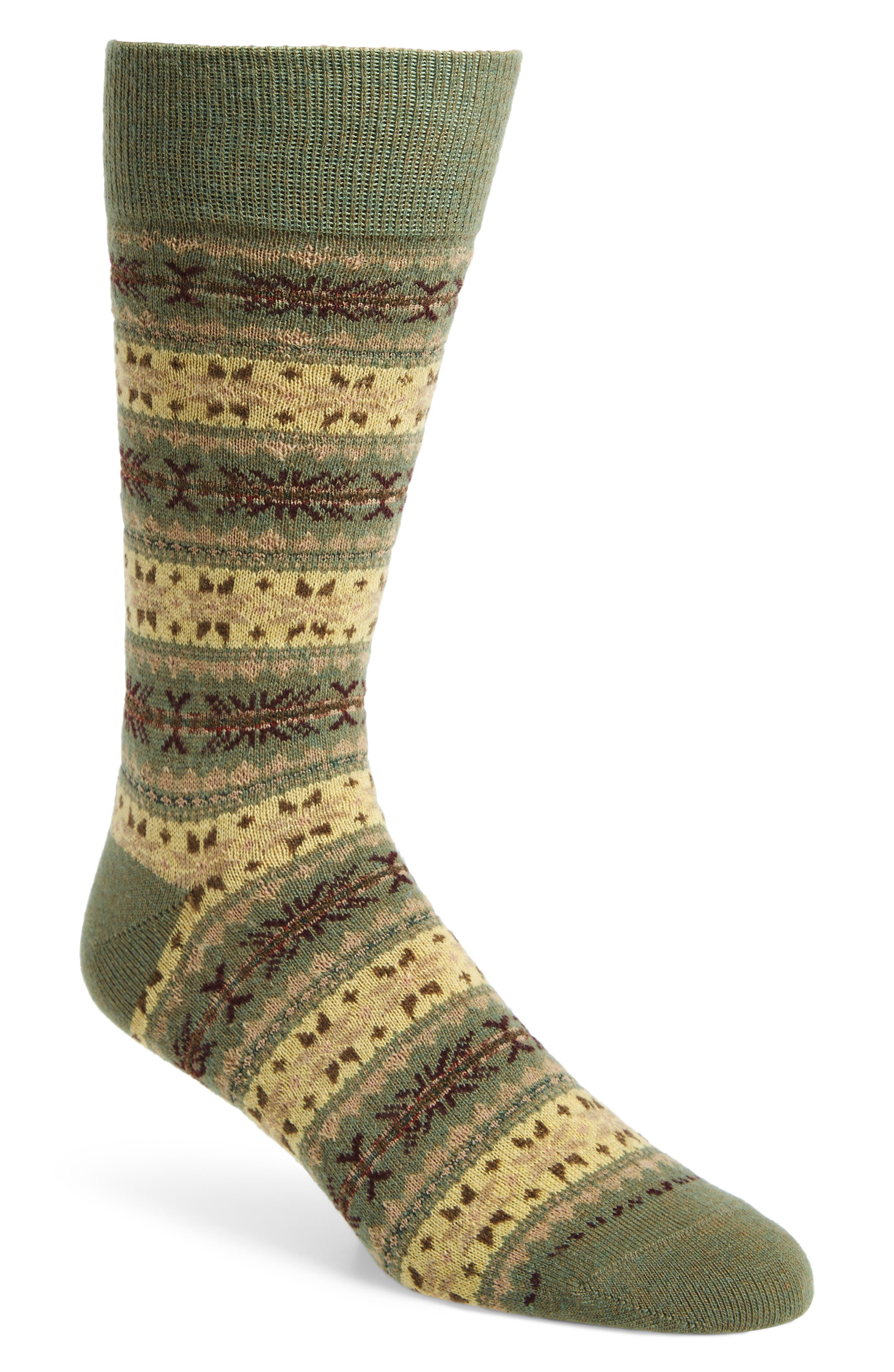 Polo Ralph Lauren Fair Isle Socks