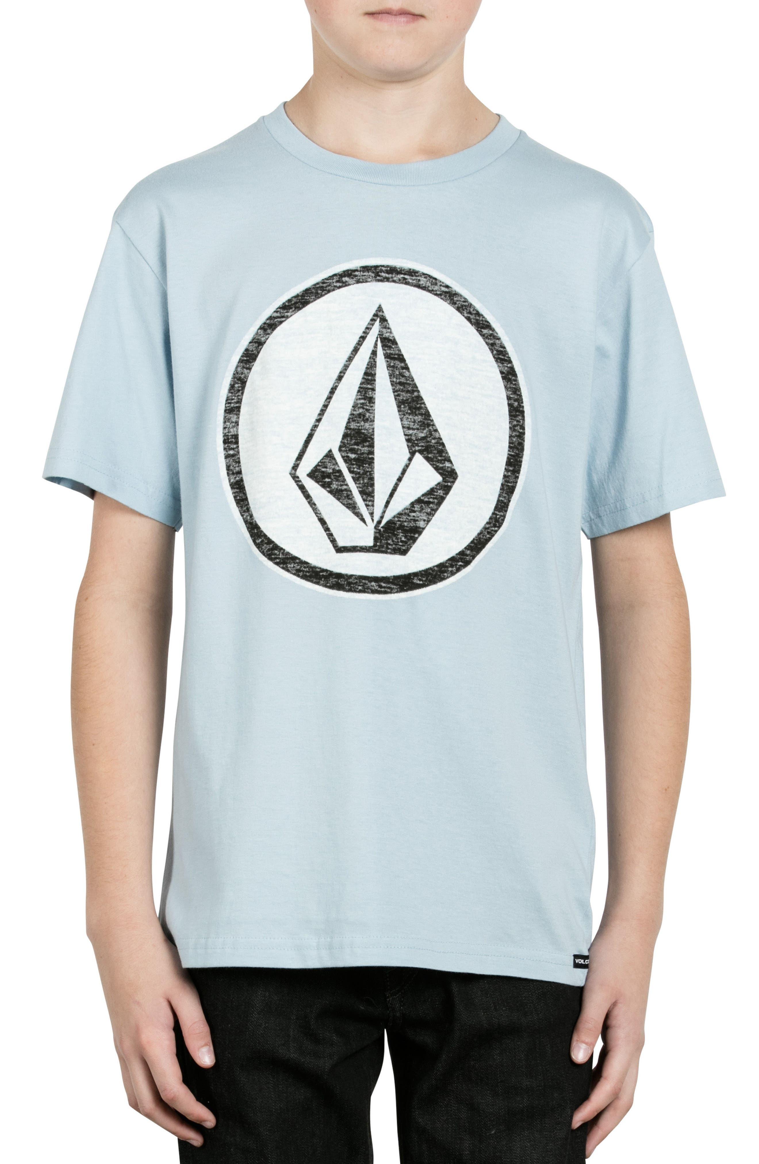 Classic Stone T-Shirt,                             Main thumbnail 1, color,                             Ice