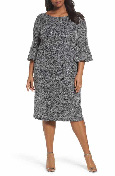 Women S Plus Size Dresses Nordstrom