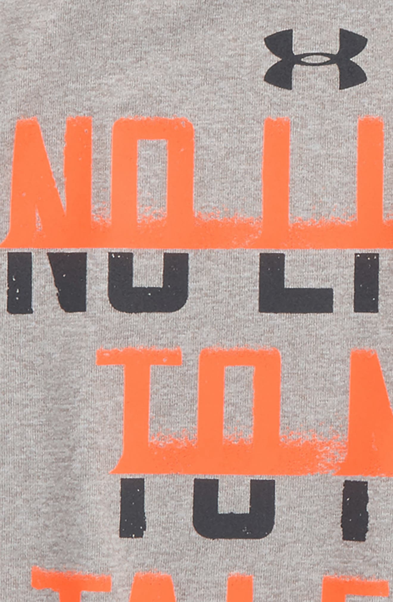 No Limit to My Talent Raglan Shirt,                             Alternate thumbnail 2, color,                             True Grey Heather