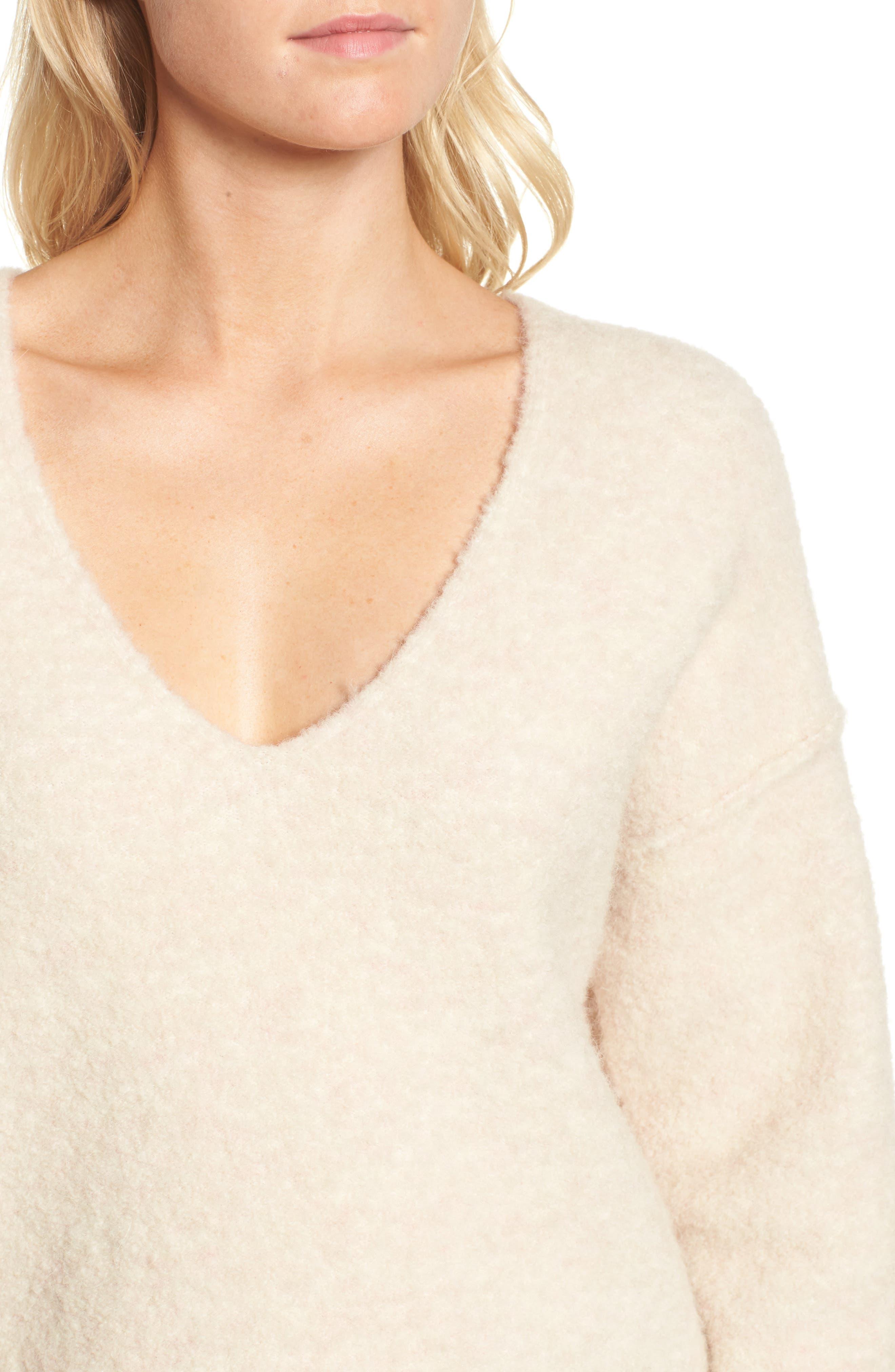 Alternate Image 4  - AG Skye Sweater